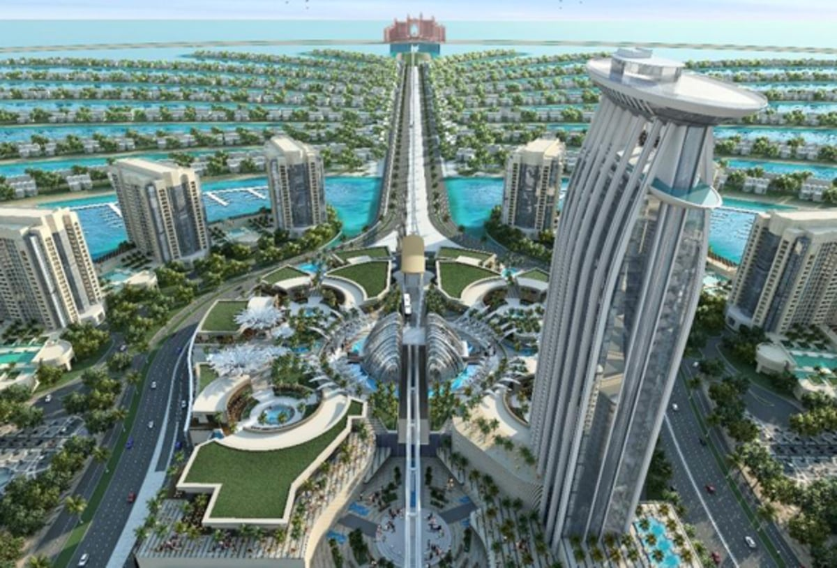 Inside: Palm Jumeirah's Nakheel Mall