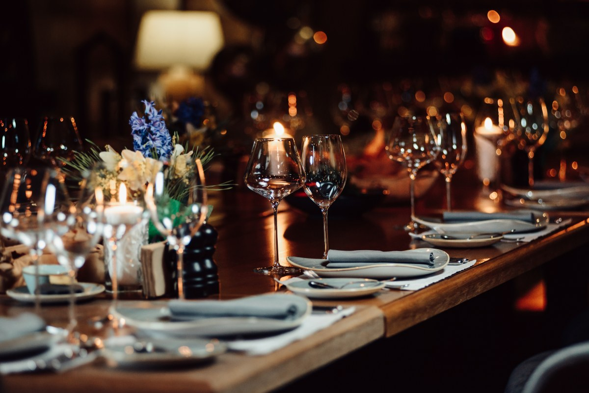 How to conquer Luxury Entertaining