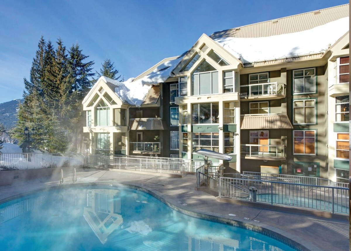 Apartment in Whistler