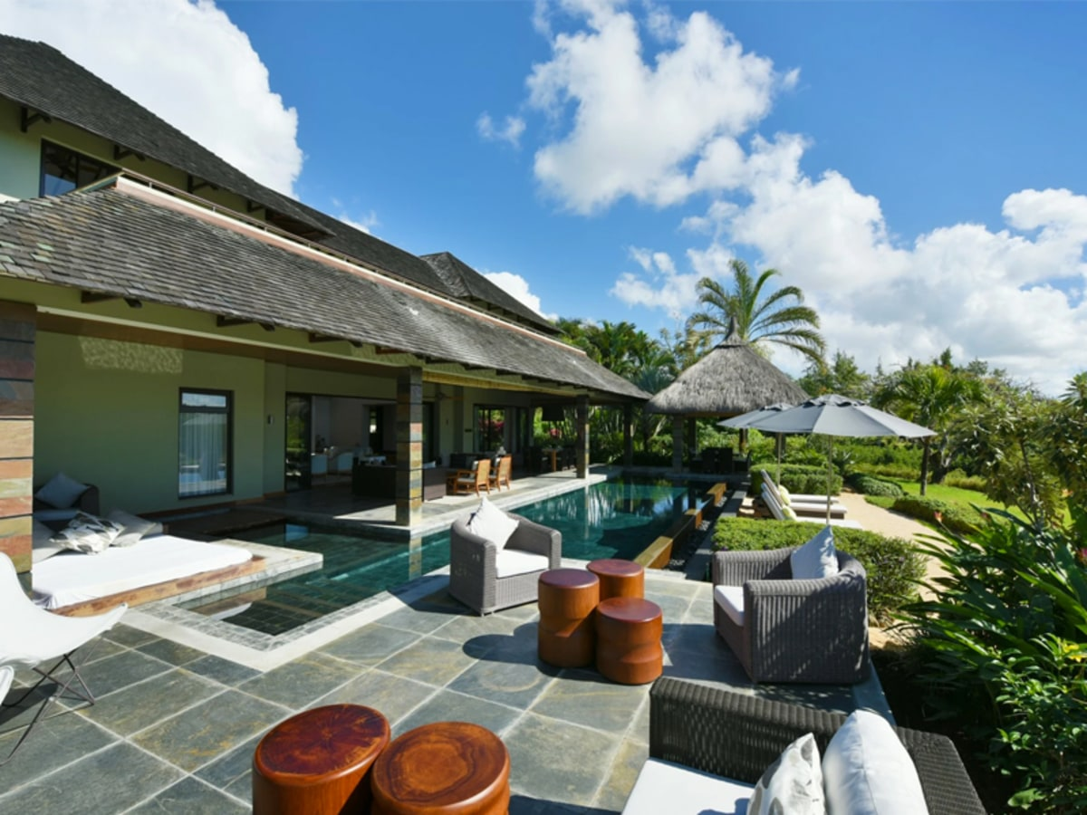 Luxury Villa For Sale in Mauritius