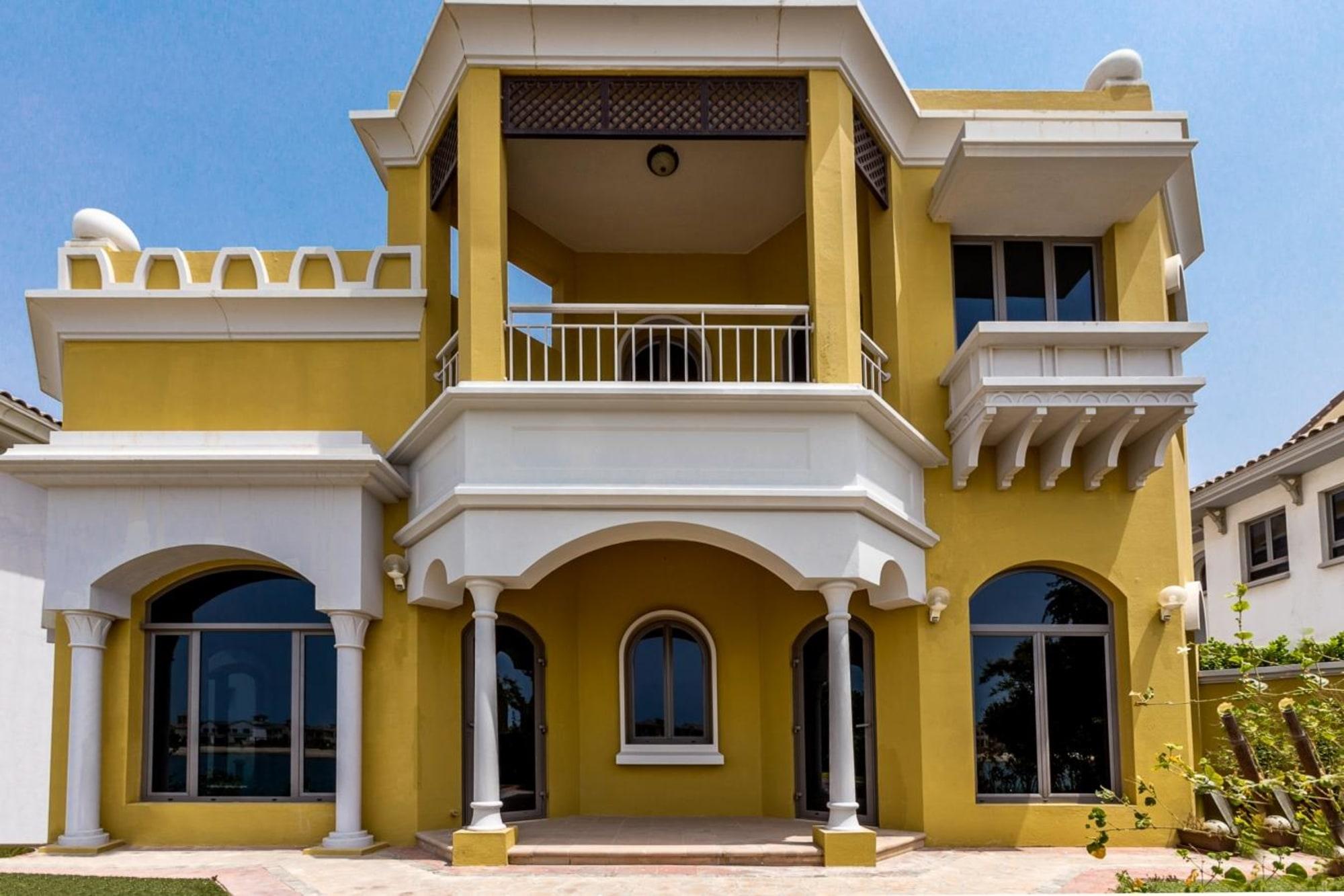 High Number Atlantis Facing Garden Home