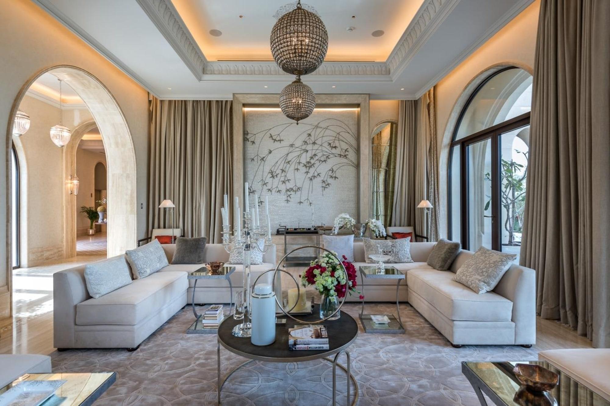 Stunning Mediterranean Style Mansion