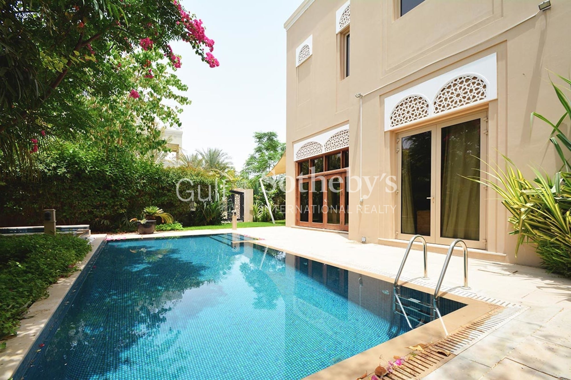 The Largest D9 Villa Plot in Al Barari