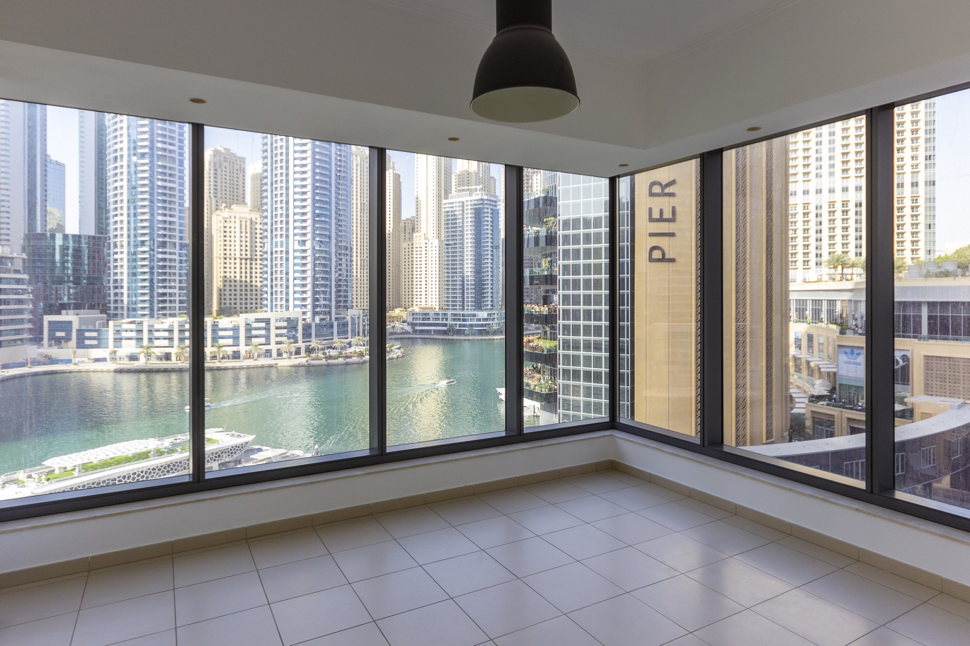 Beautiful Full Marina View | Corner Unit