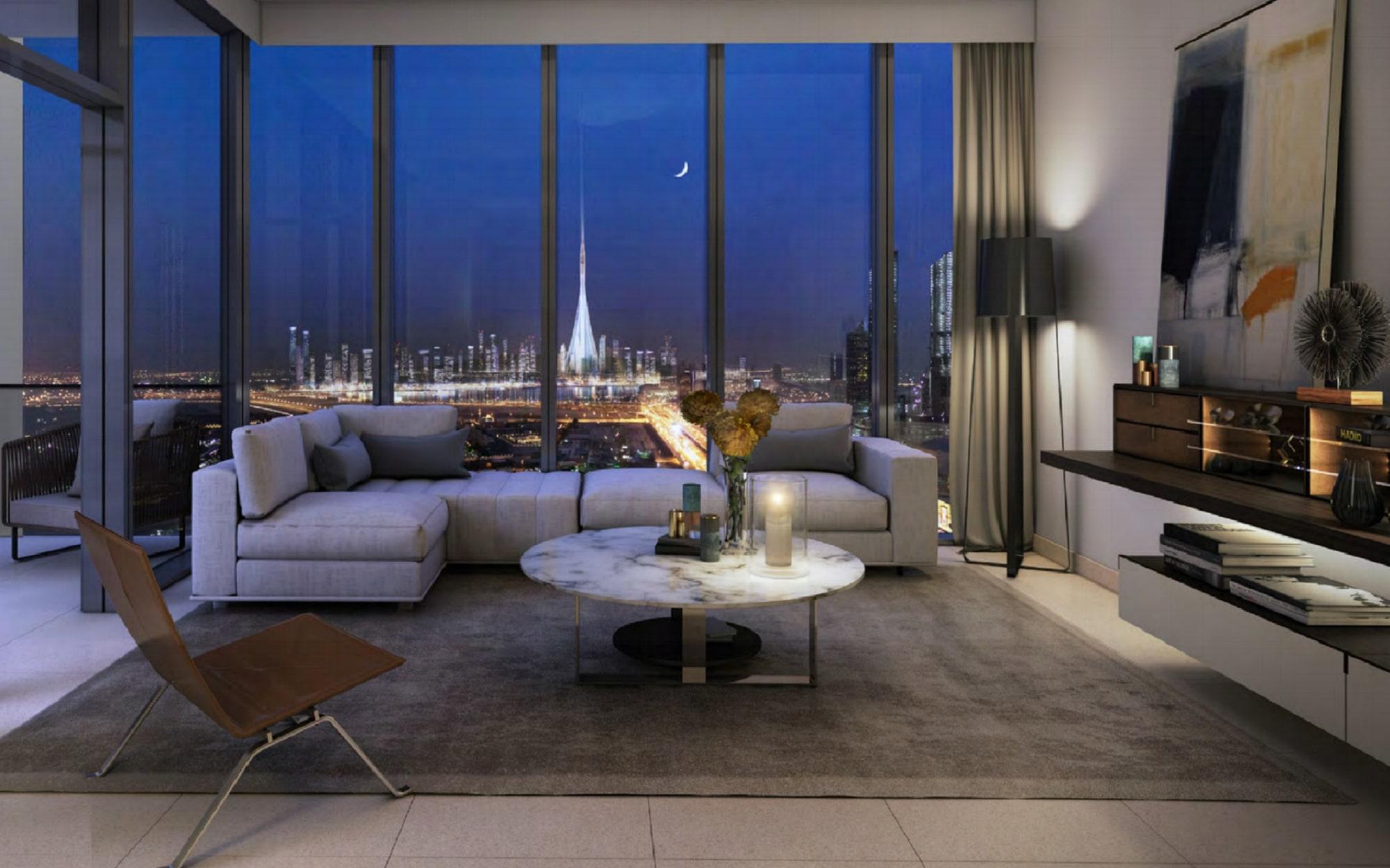 High Floor Za'abeel Views 2 Bed | Resale