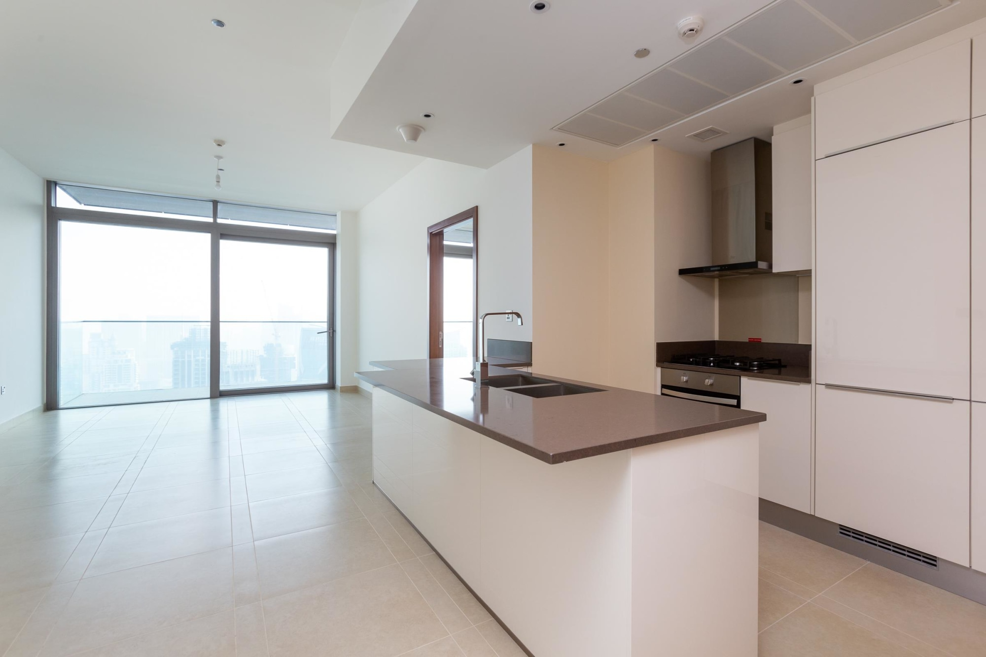 One Bedroom Full Marina and Skyline View
