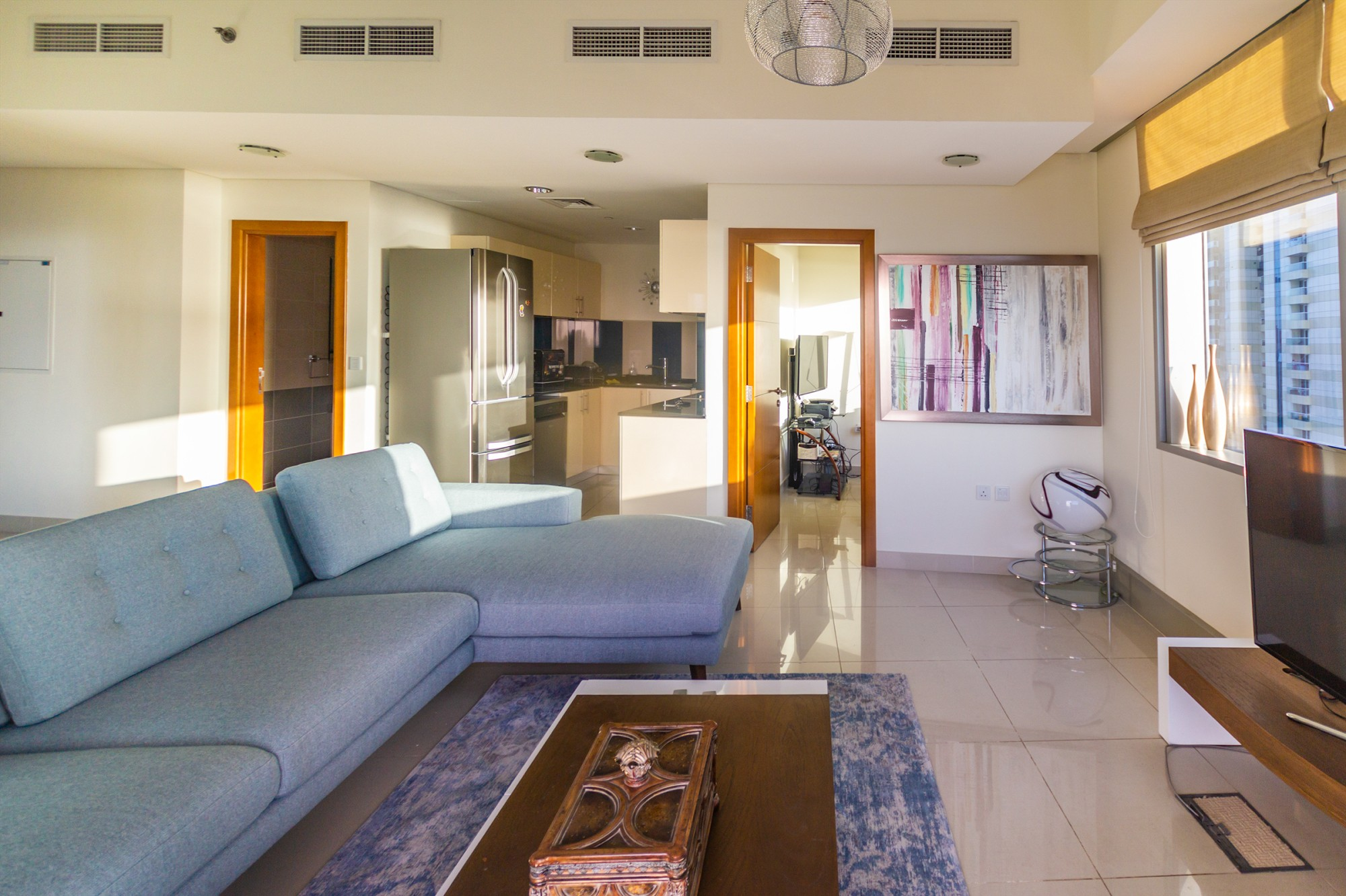 Must See|2 Bed Plus study|Ocean Heights|Furnished