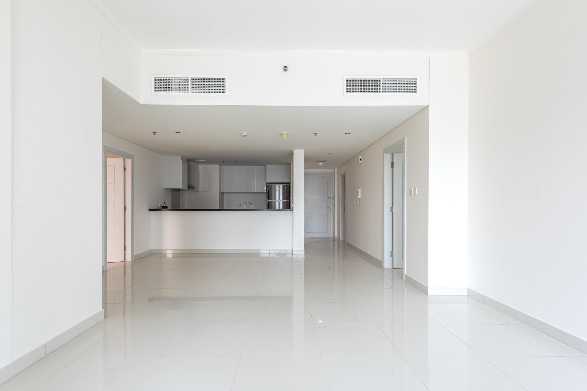 Two Bedroom | Marina View | High Floor