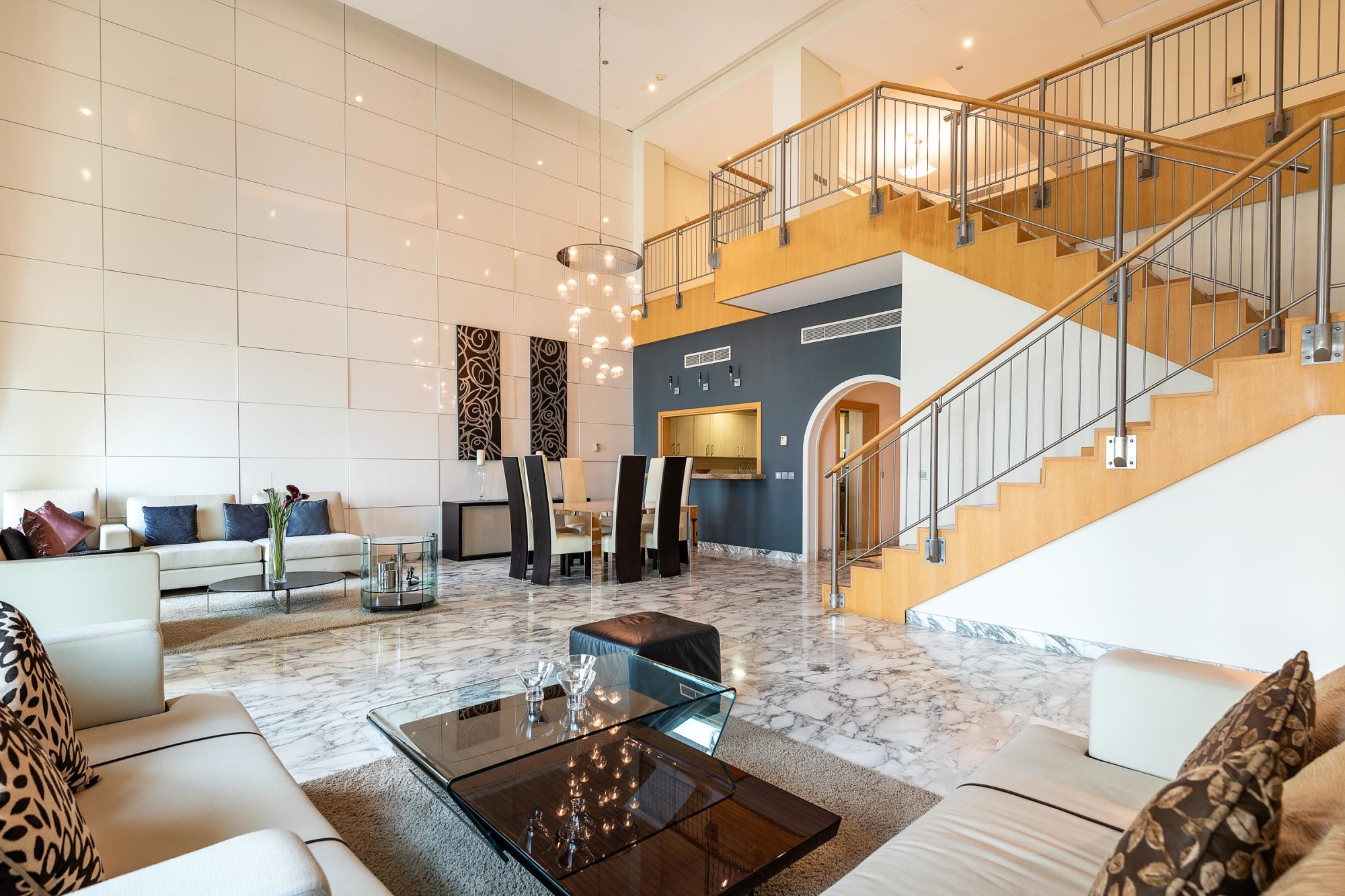 Exclusive H type Penthouse Full Sea View