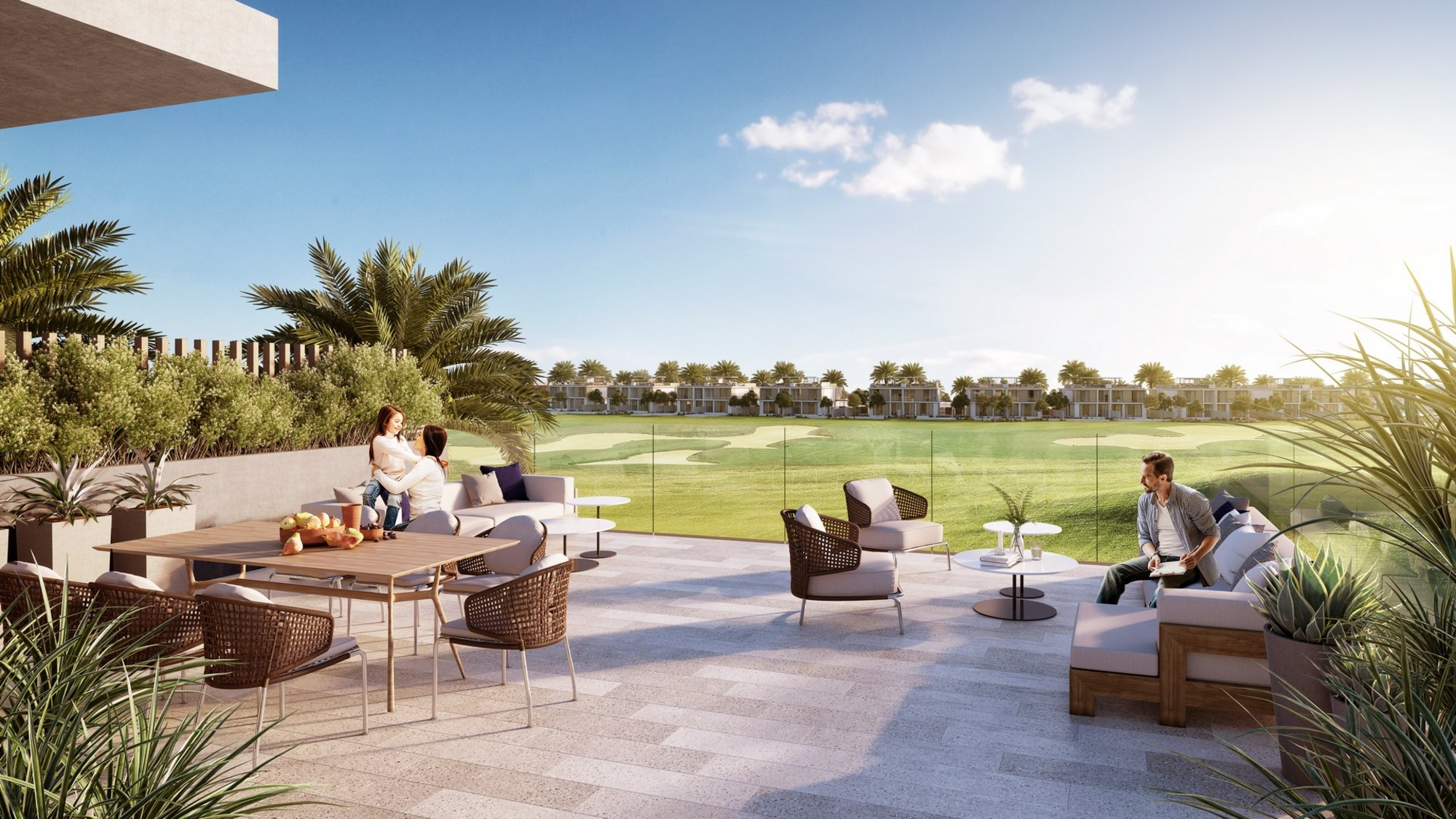 Stunning Golf Club location with Amazing Views