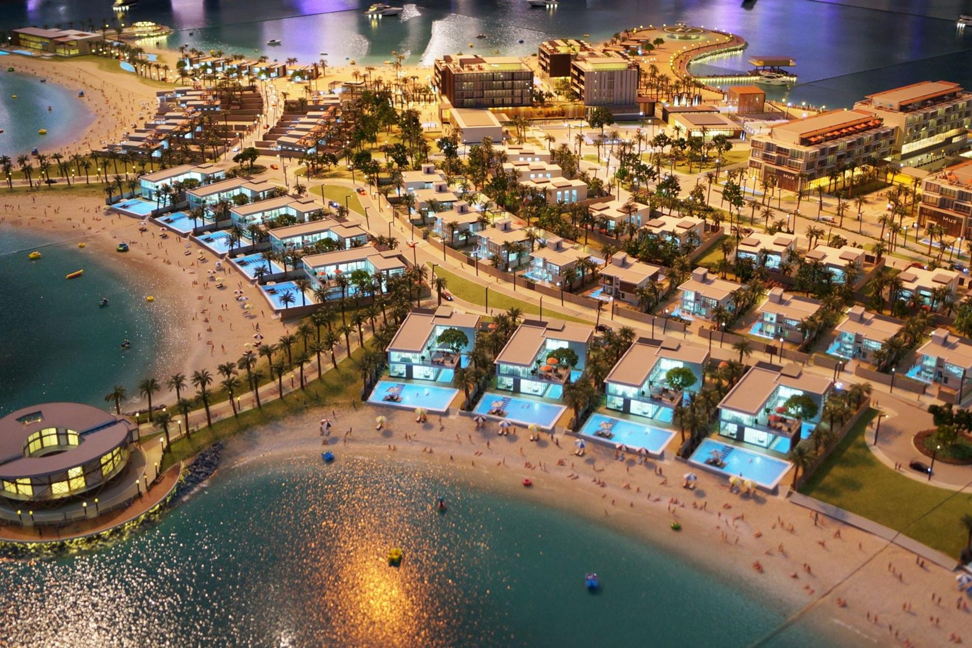 Plot Facing Sea in Lamer Jumeirah | Freehold