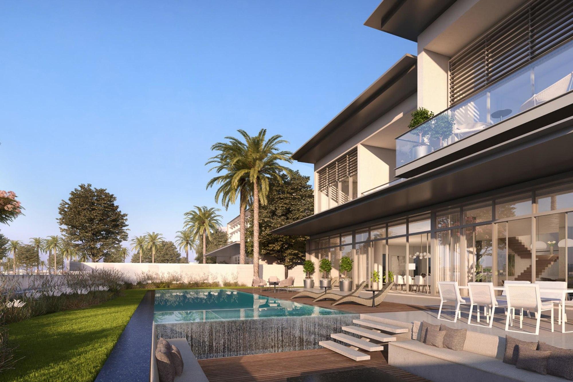 Stunning 5 Bed Villa | Single Row | Golf Place