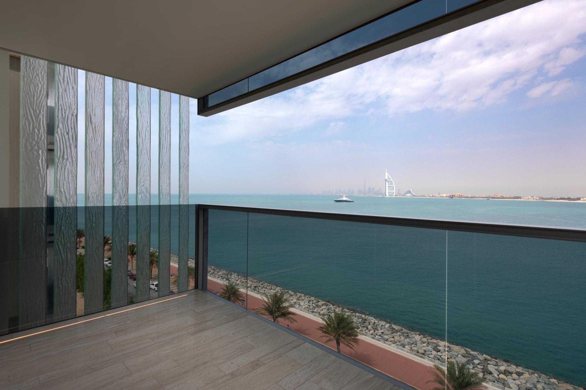 Burj Al Arab View | Brand New | 3B+M