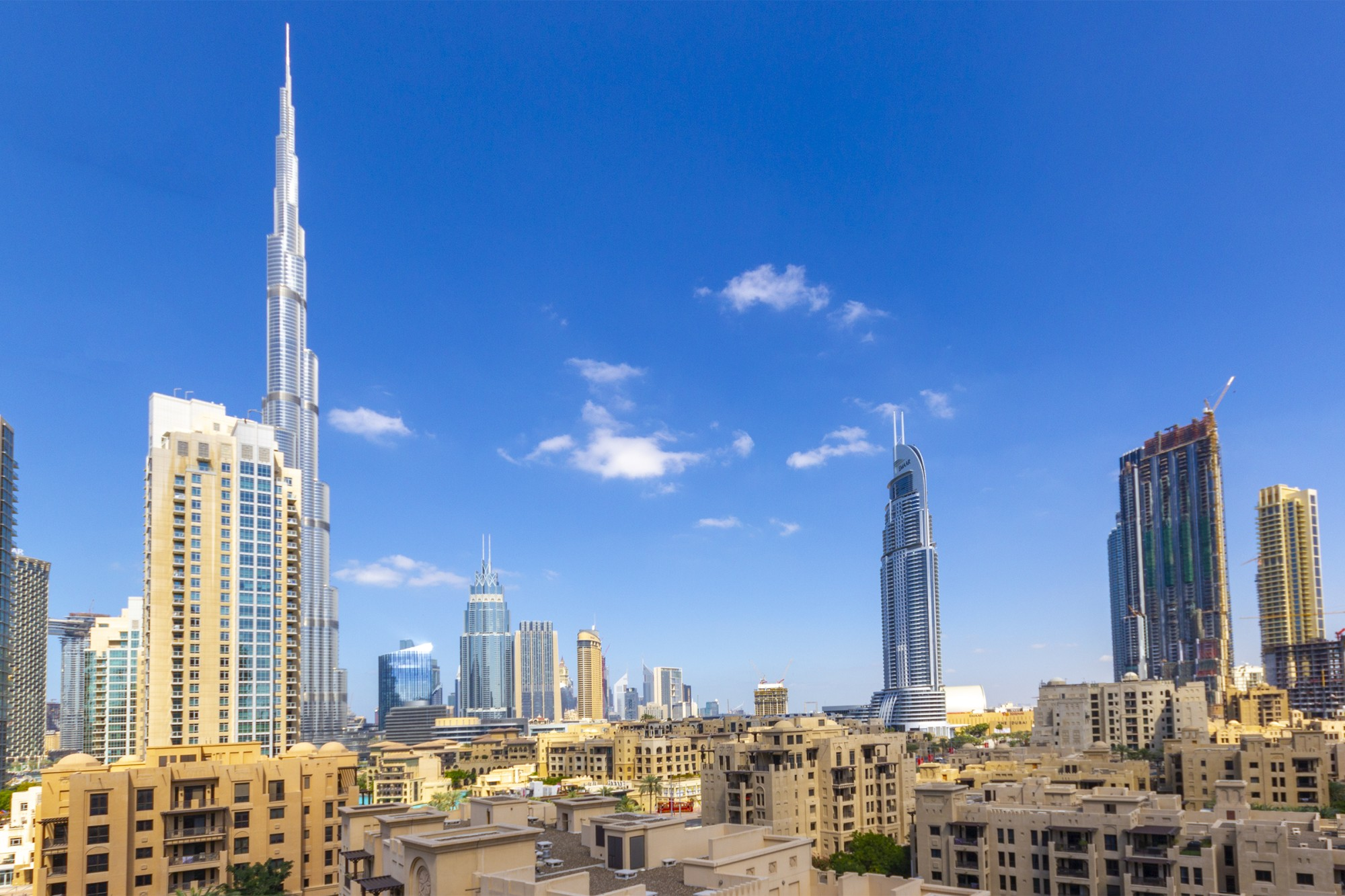 Best Deal | 4 Bed Penthouse Burj View
