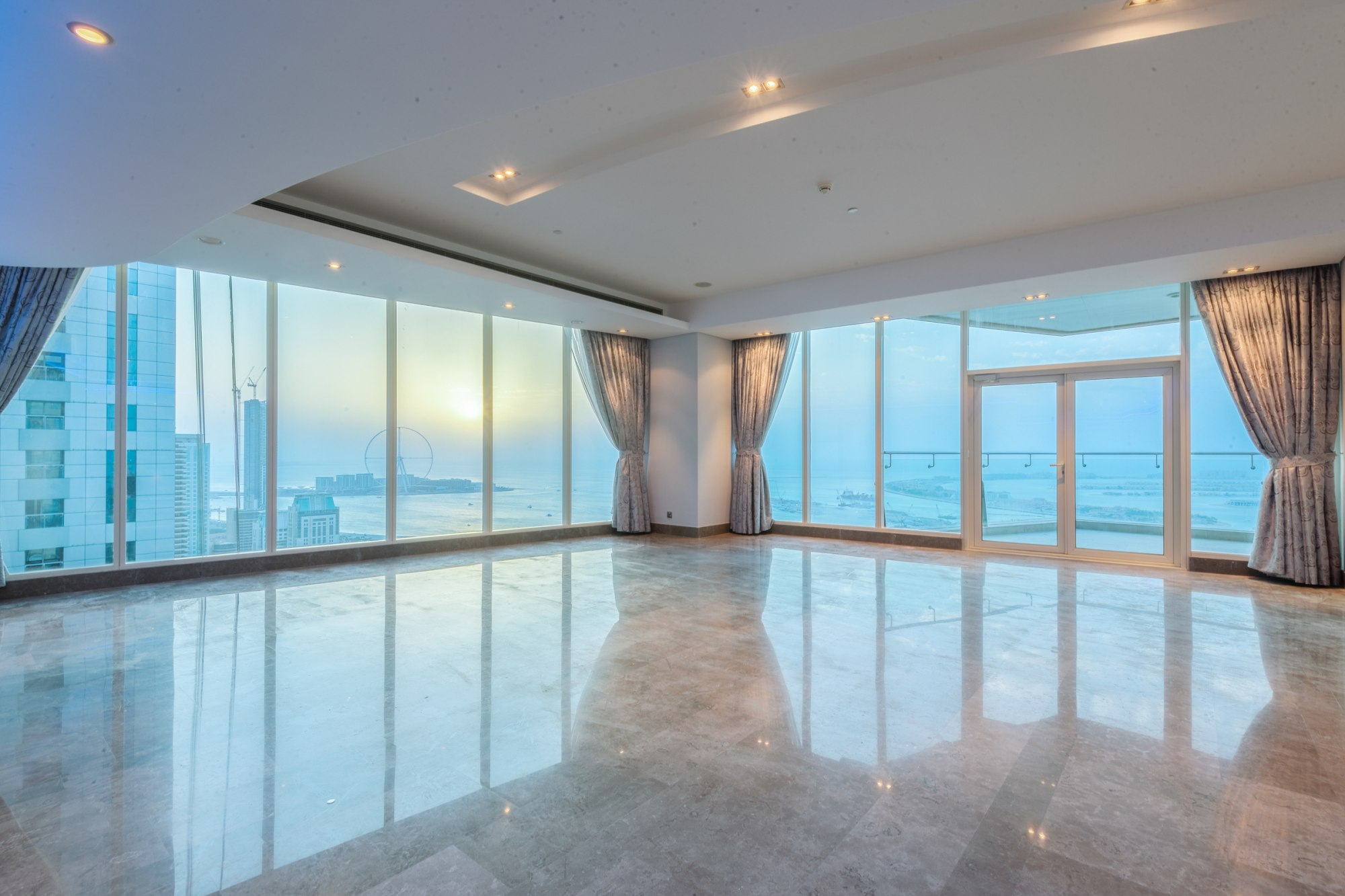 Upgraded Luxury Penthouse | Full Sea Views