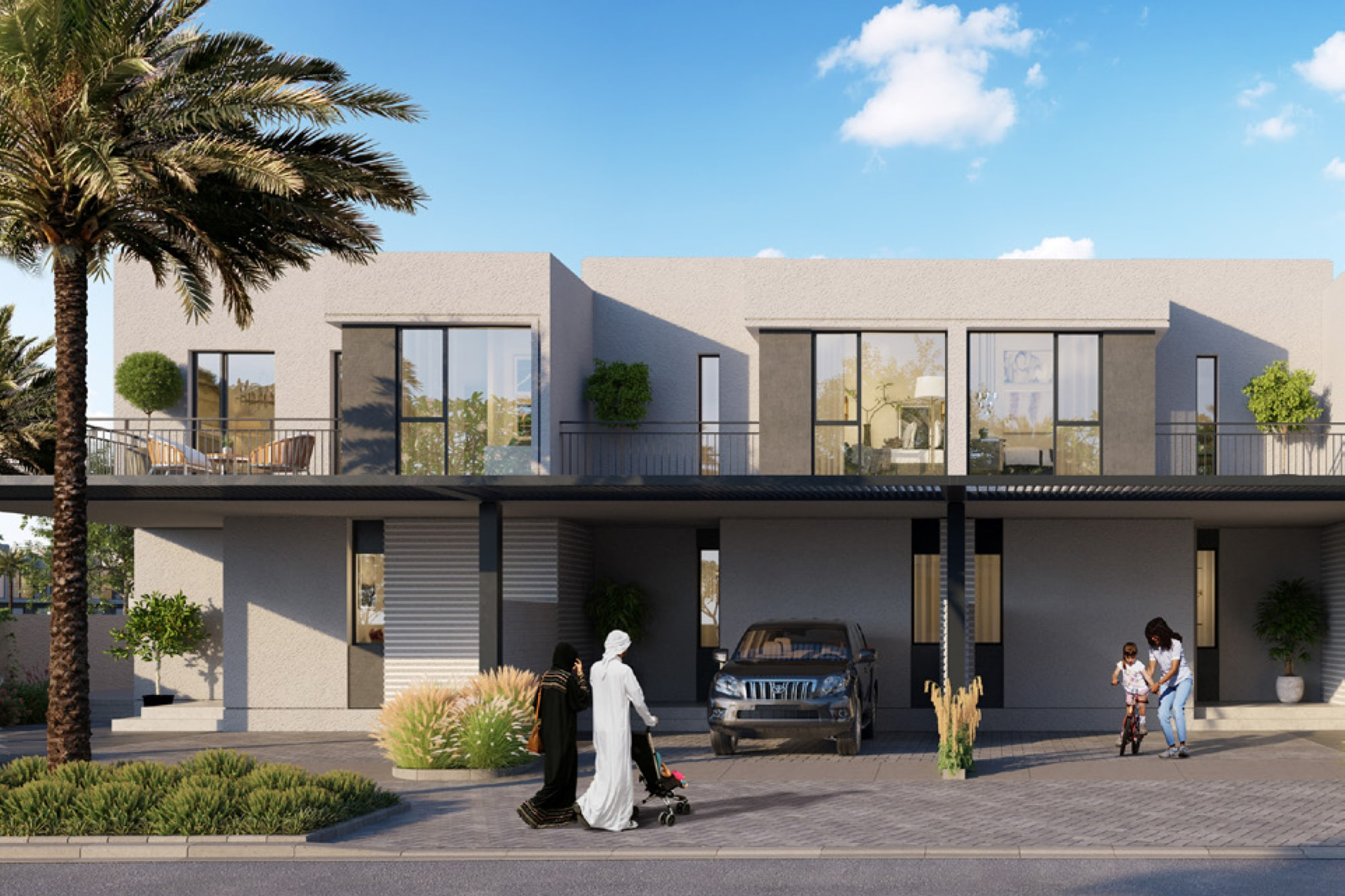 4 Bedroom | Expo Golf Villas Emaar South