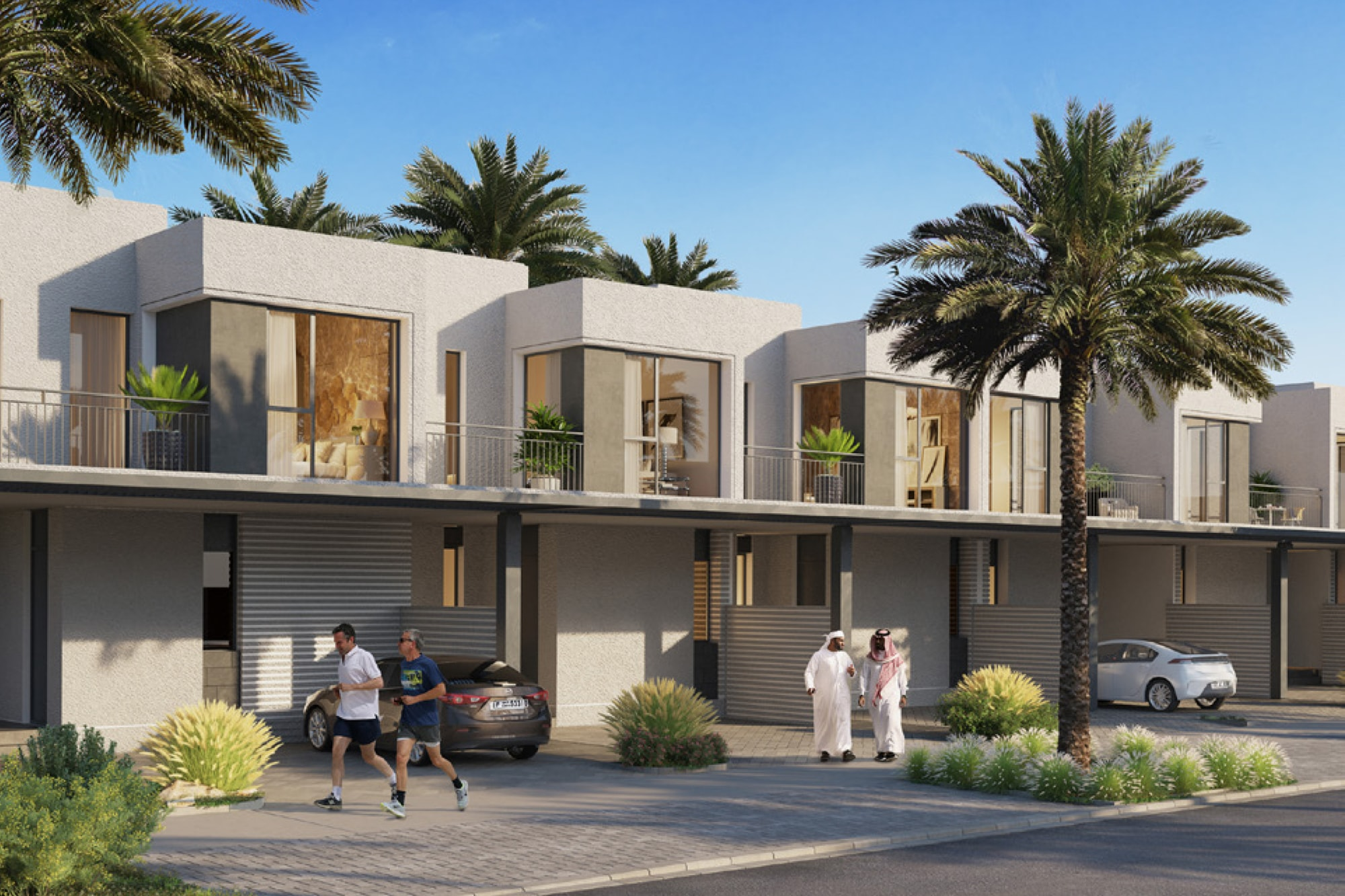 Golf Expo Villas | Emaar South | 4 Bed