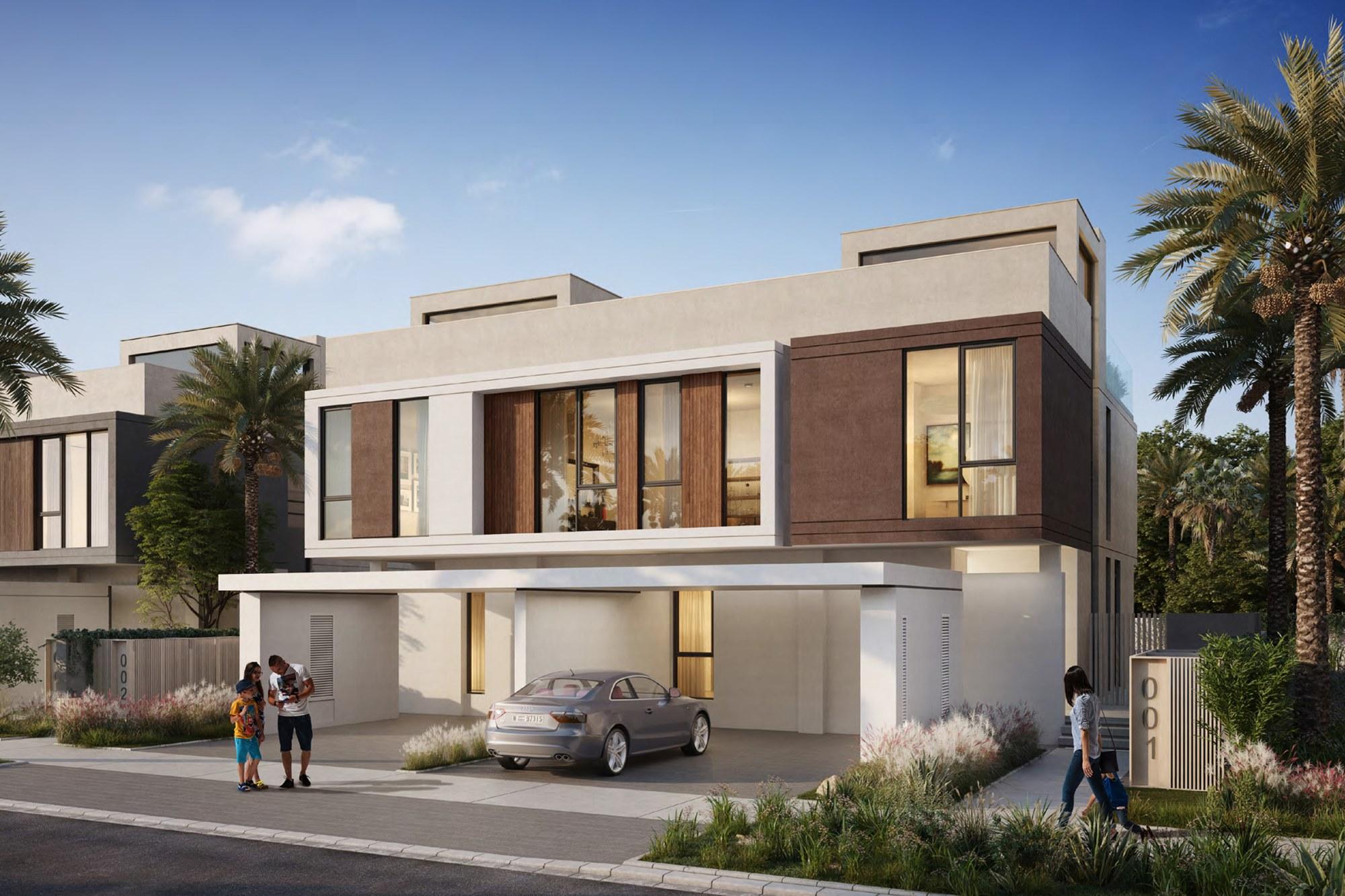 Semi-Detached 3 Bed Villa | Close To Park