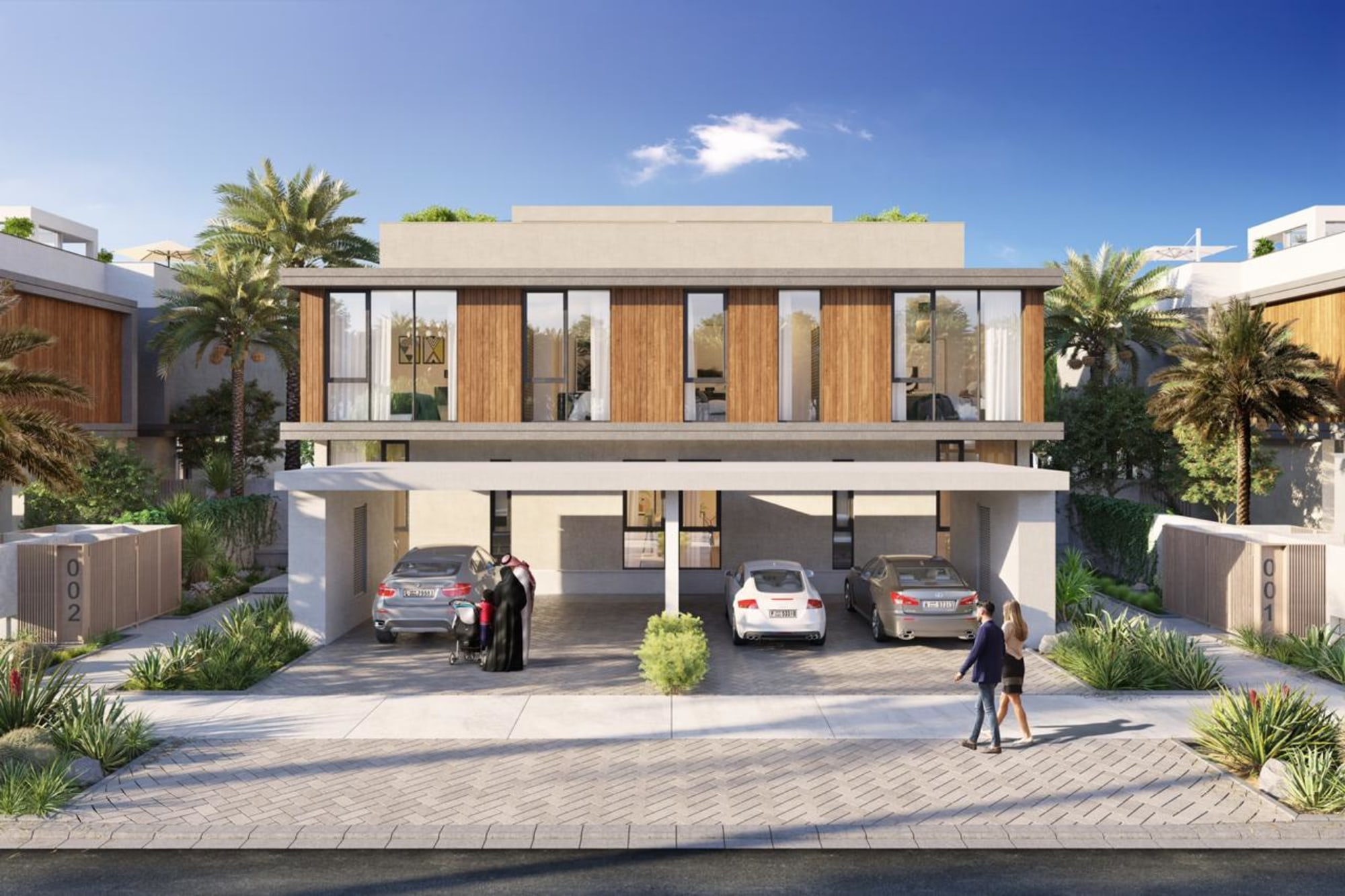 50% Payment Plan in 3 Years | Golf Course Villas