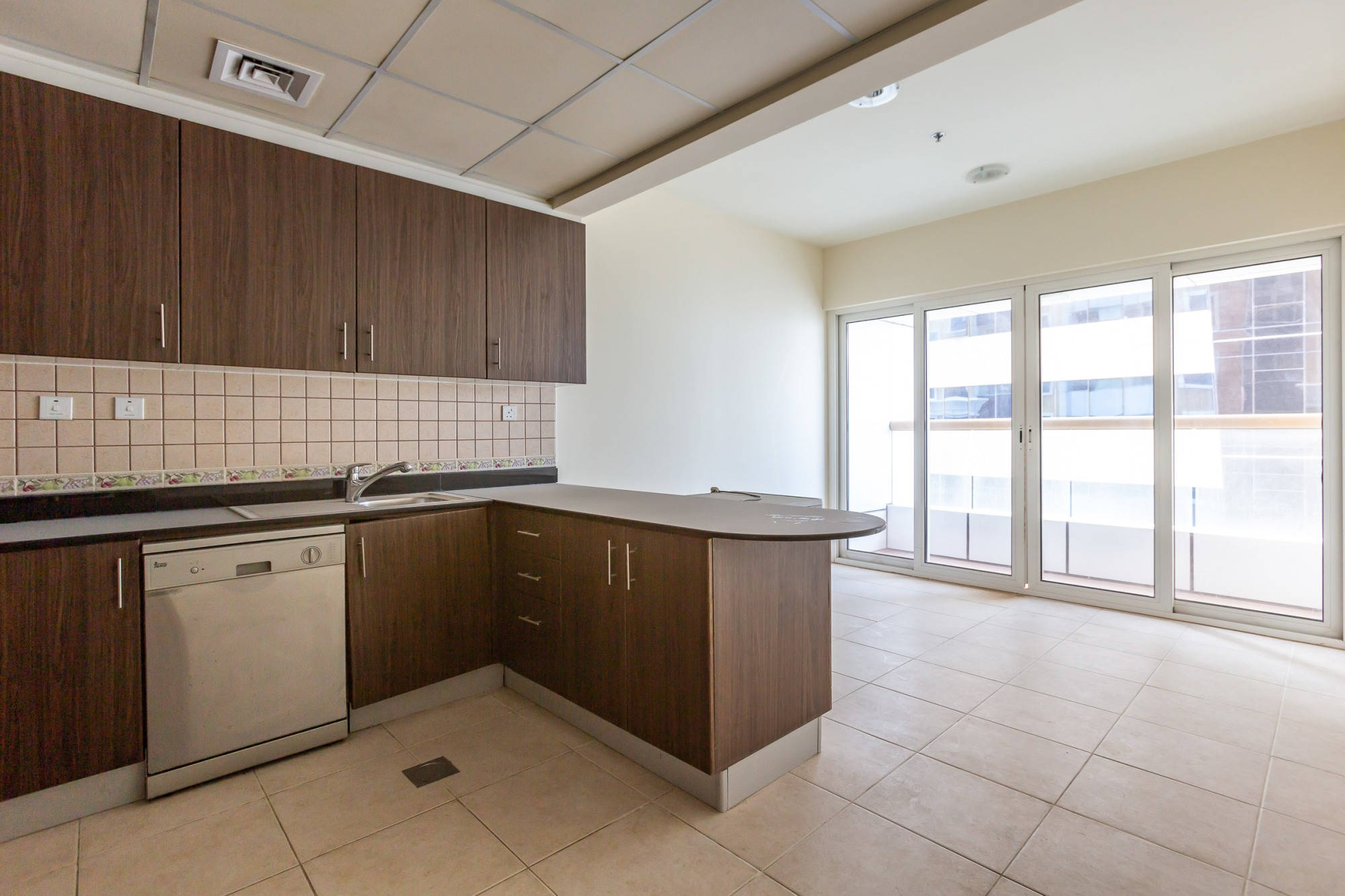 Two Bedroom in Elite Residence Partial Sea View