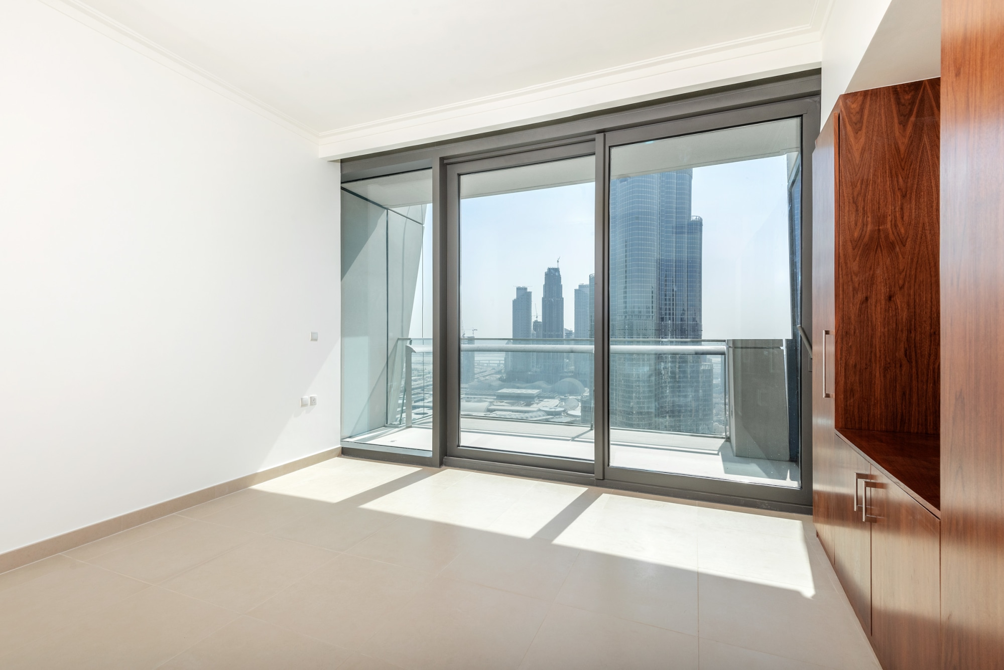 Full Burj View |04 Layout |High Floor with Balcony