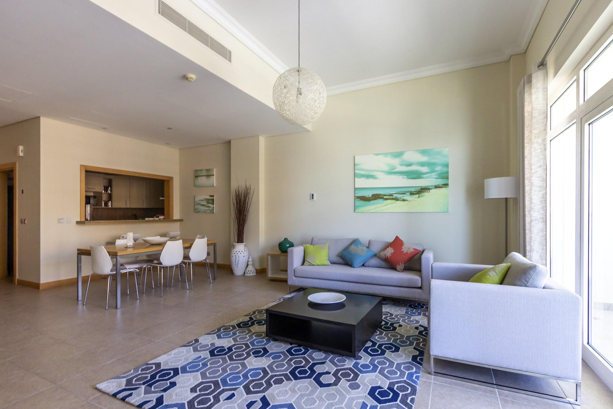 High Floor   Sea View   1 Bedroom   Furnished