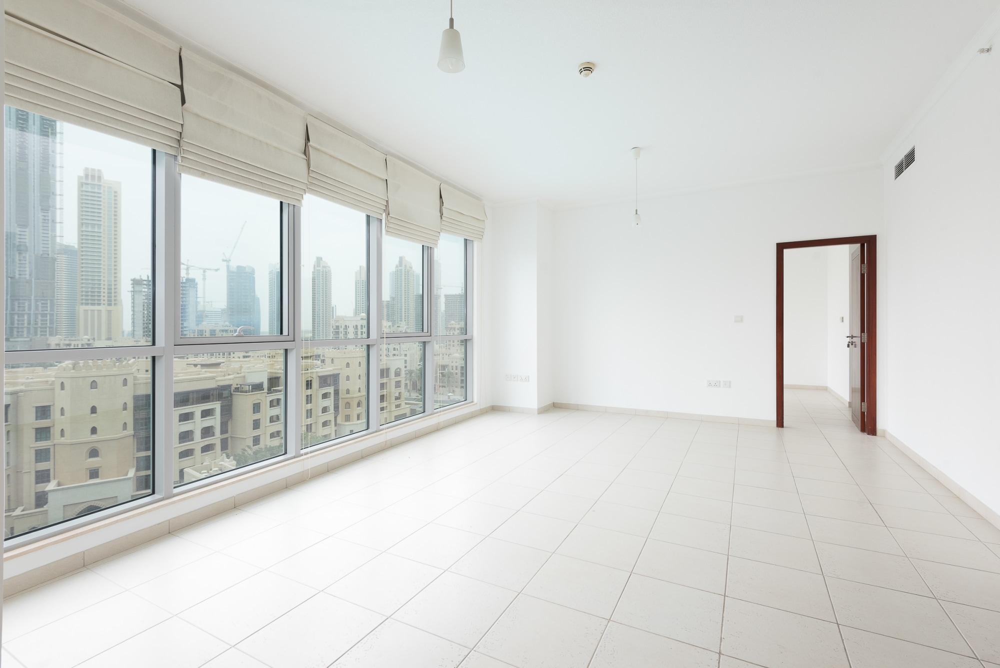 Three bedroom plus Maids room | Khalifa view