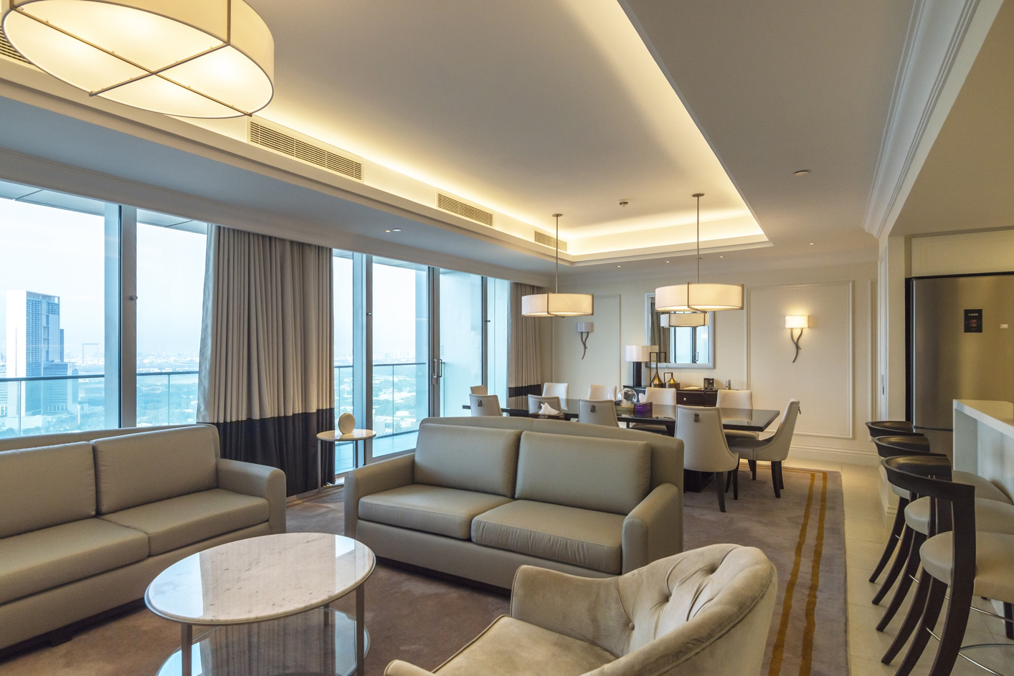 Lavish 4 Bedroom |Luxury Living with DIFC View