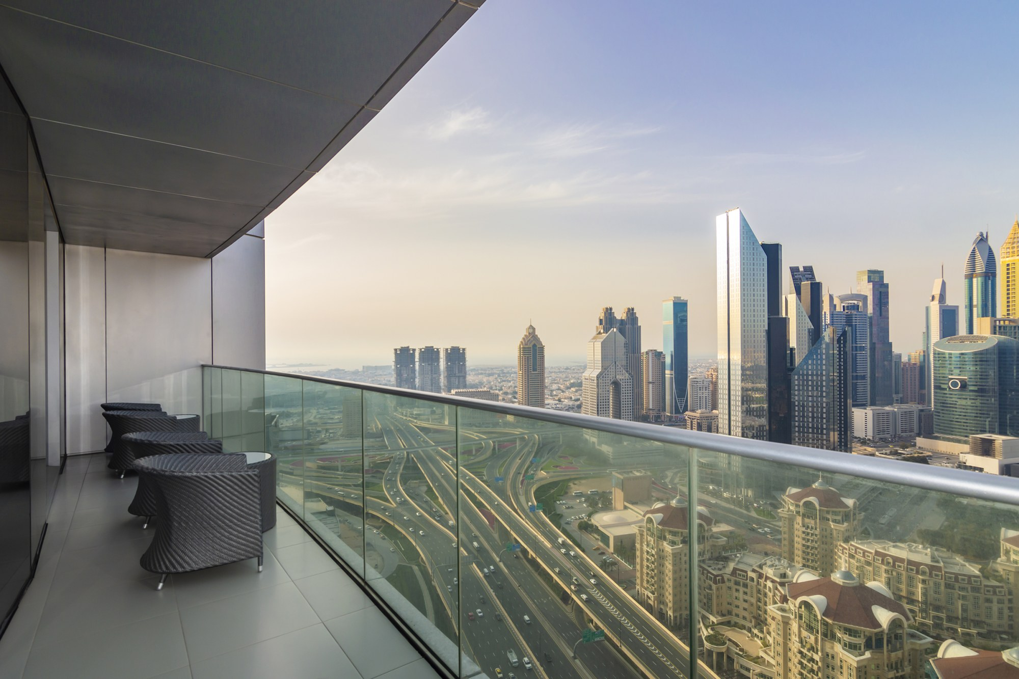Lavish 4 Bedroom | Sky Collection with DIFC View