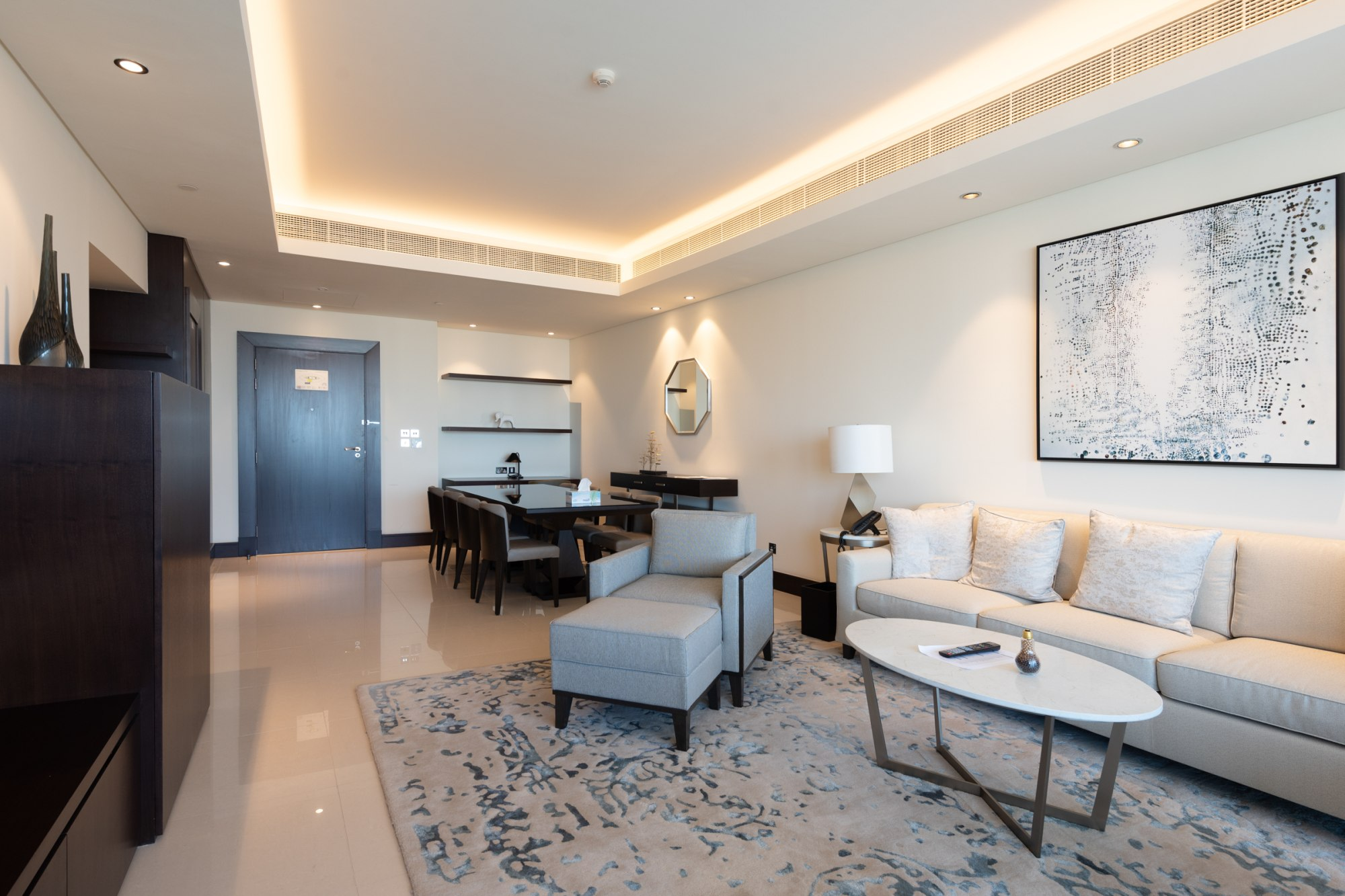 2 BR | High floor | with Euphoric Fountain Views