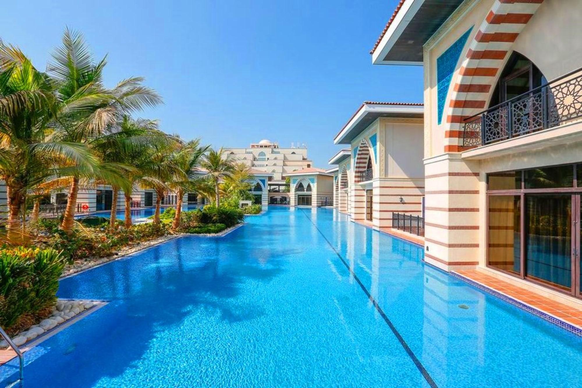 EXCLUSIVE   Beach Royal 5 Bedroom Residences Villa