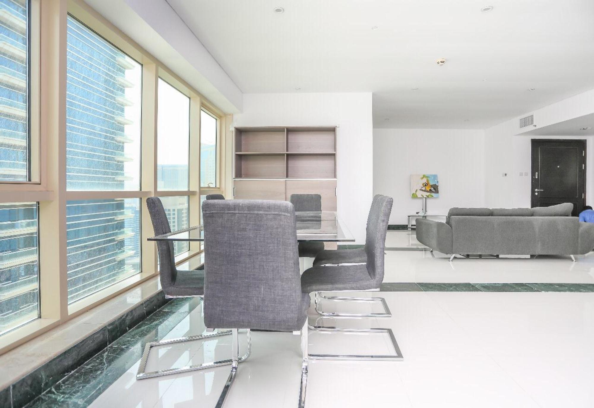 Furnished 2 Bedroom | Skyscrapers View | Oceanic