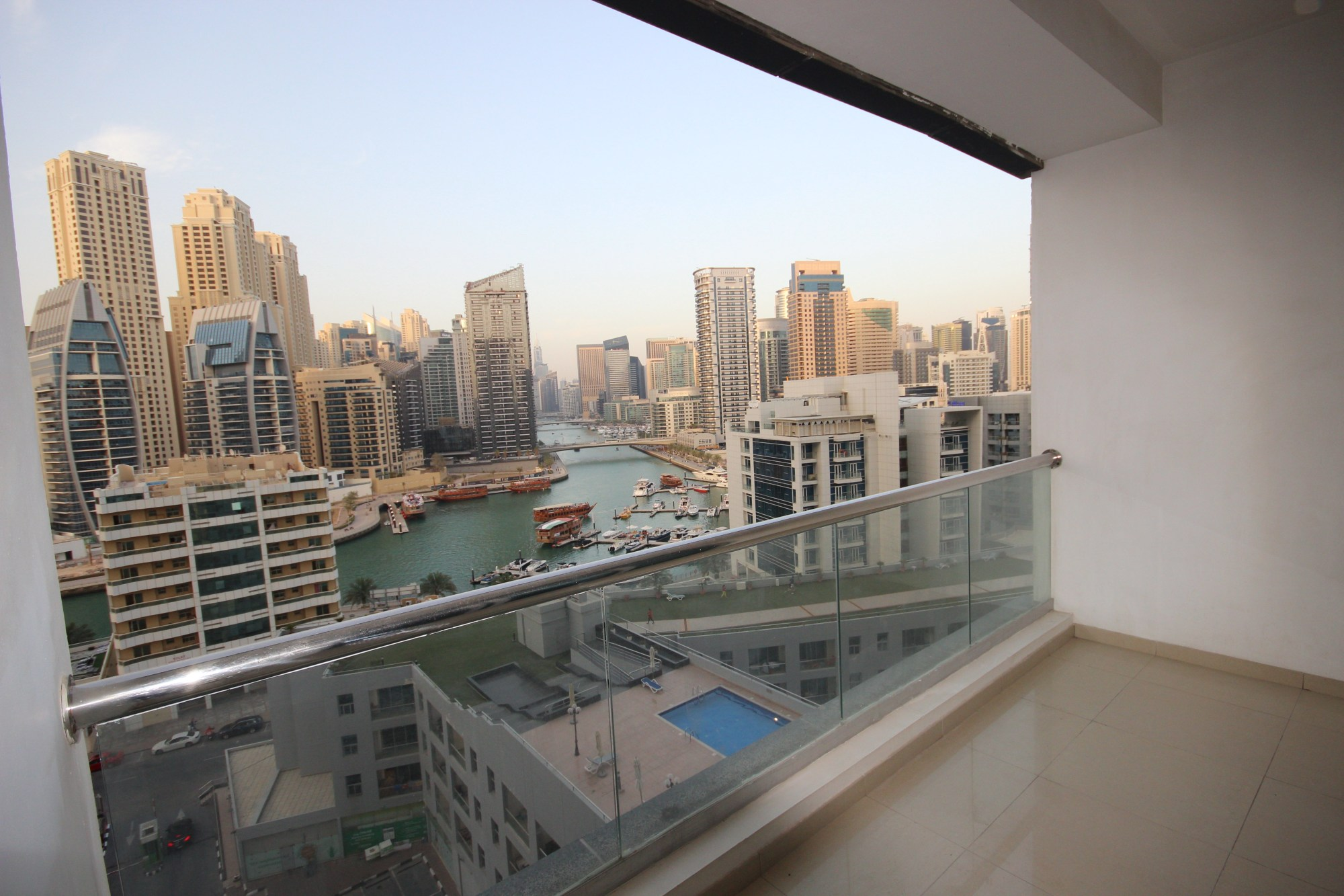 Spacious 2 Bedroom | Full Marina View | DEC Tower