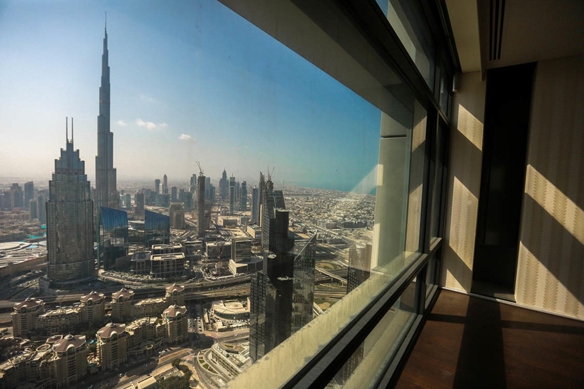 High Floor | Burj Khalifa View | 2 Parking Spaces