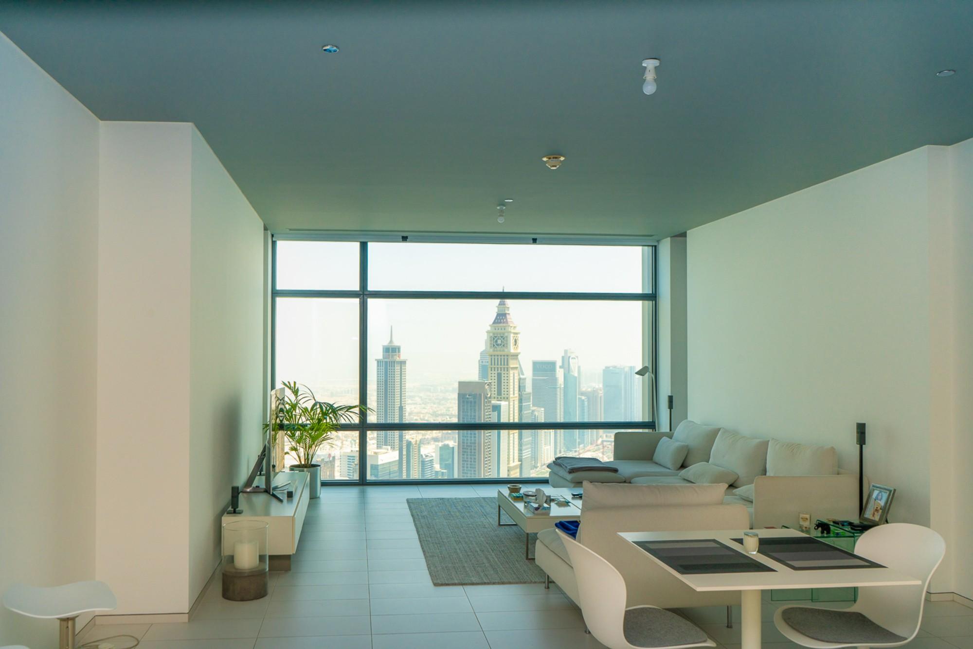 High Floor | 2 Bedroom | Spacious