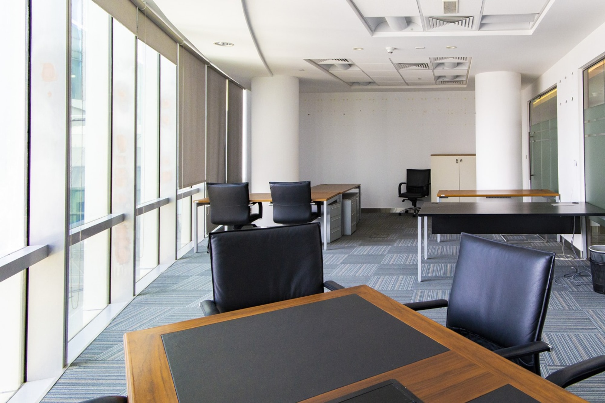Furnished Office | Panoramic View | Facing Burj