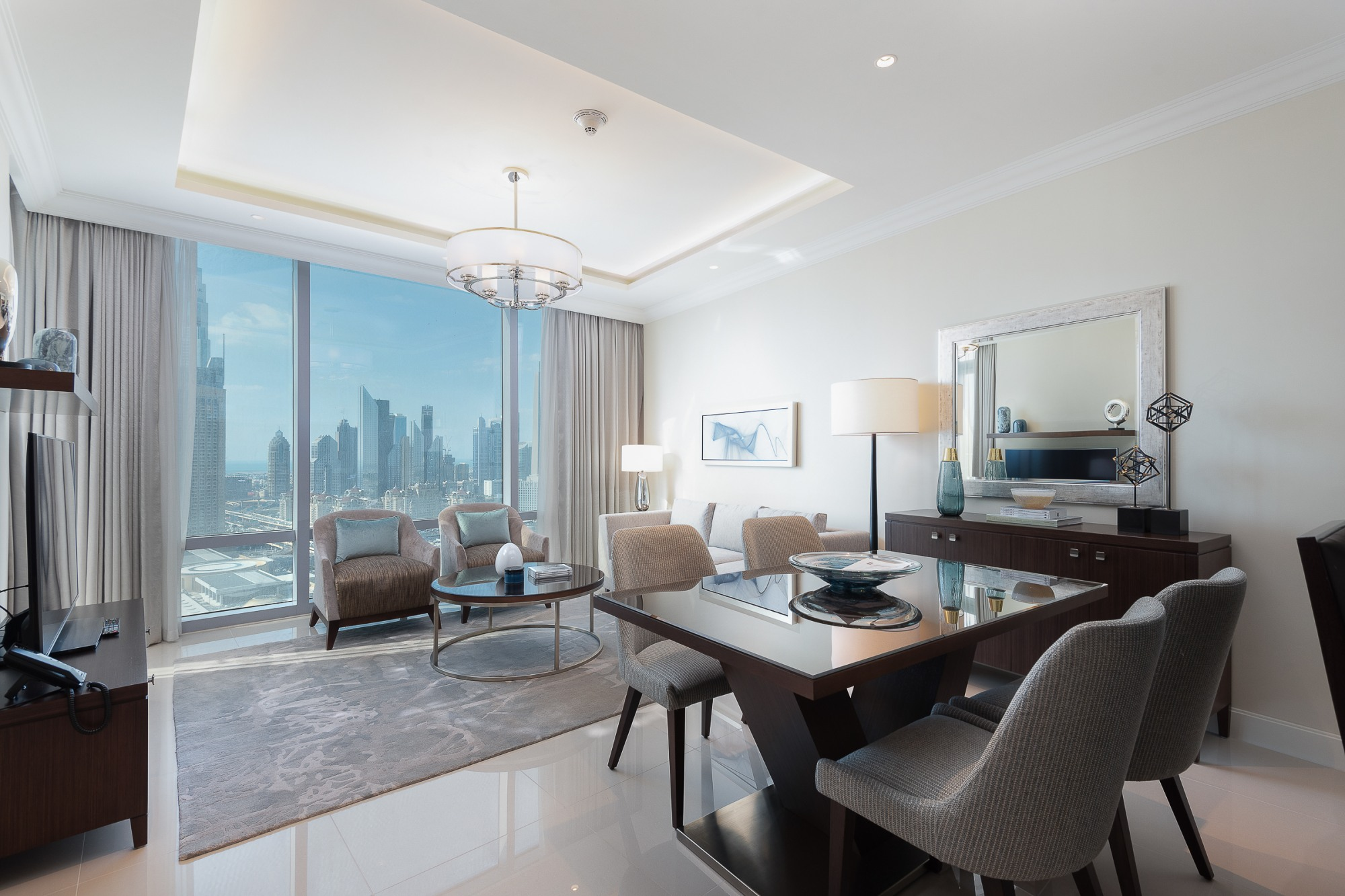 Burj Khalifa View | Low Floor | Best Price