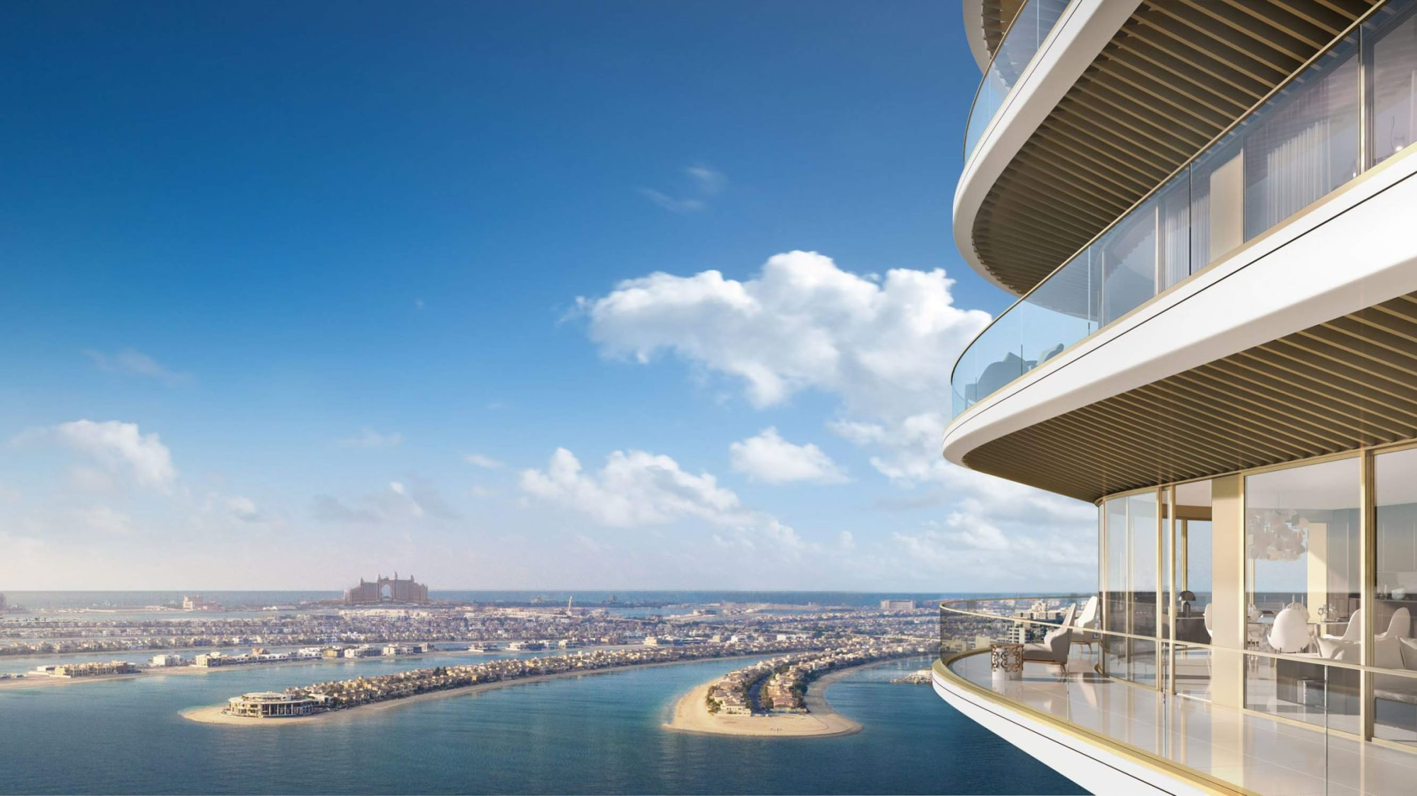 Exclusive 2BR | VIP High Floor | Unobstructed View