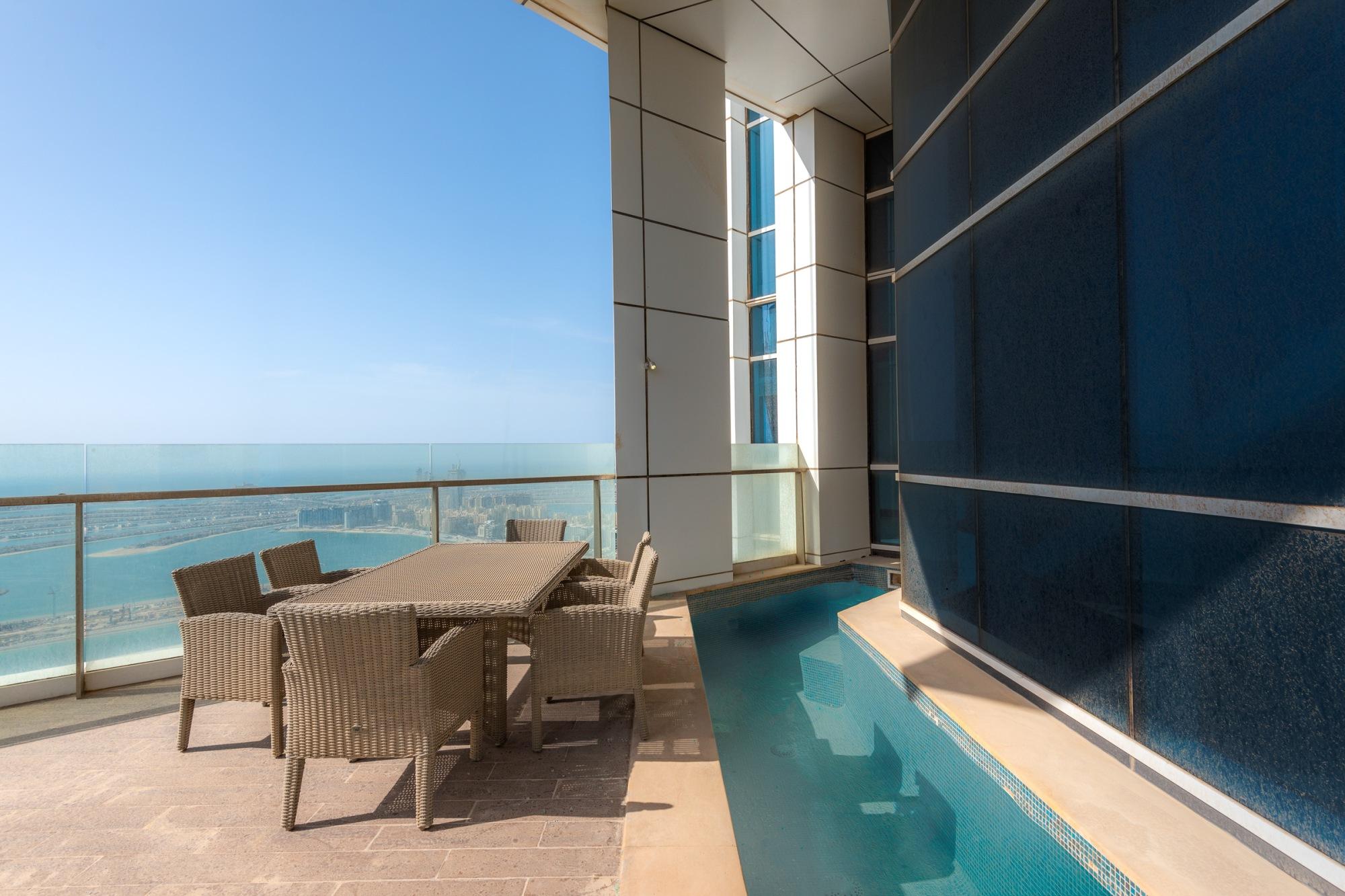 Stunning Duplex Penthouse in Marina 23