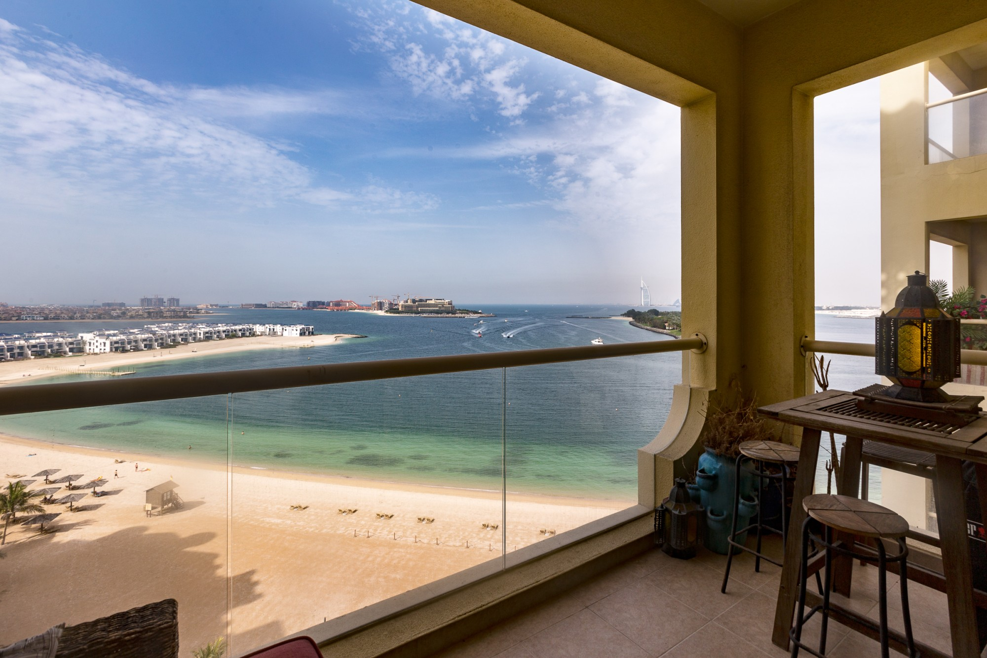 1 Bedroom | High Floor | Full Sea View | Vacant
