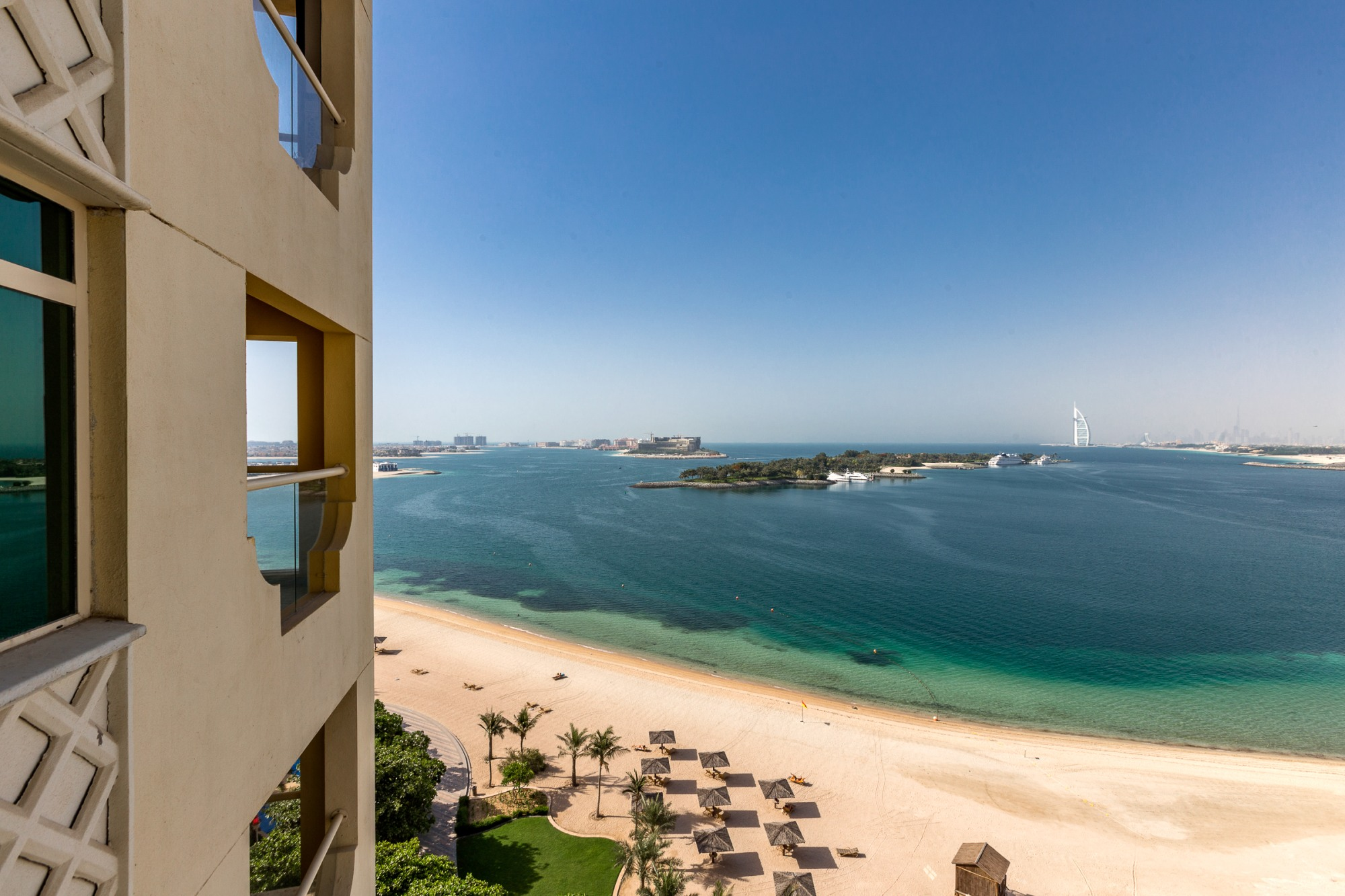 Type A | Burj Al Arab View | 3 Bedroom + Maids