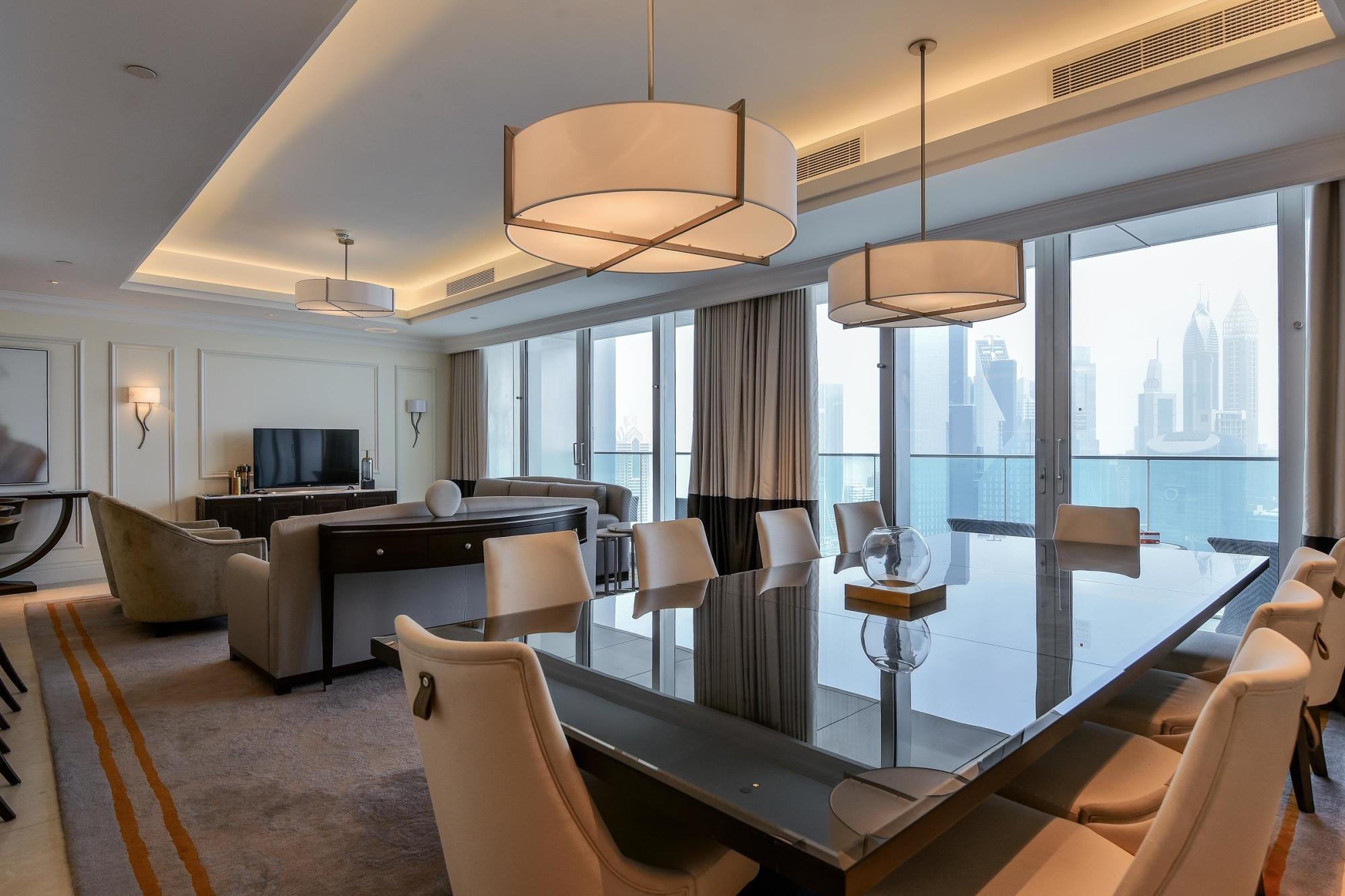 Upgraded Four Bedroom | Overlooking DIFC