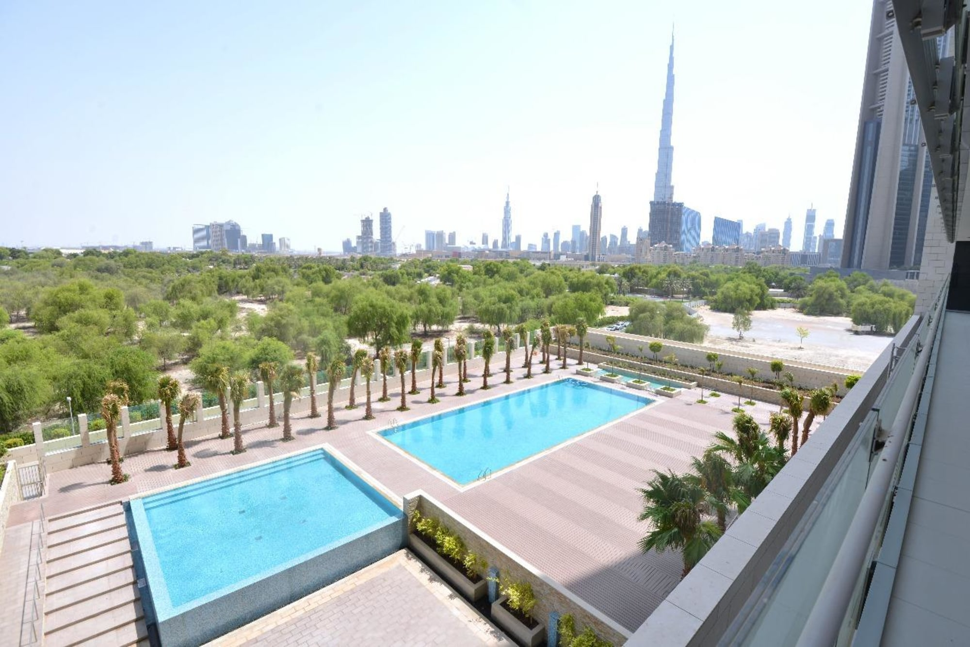 Large 1 Bedroom Apartment | Zabeel Views
