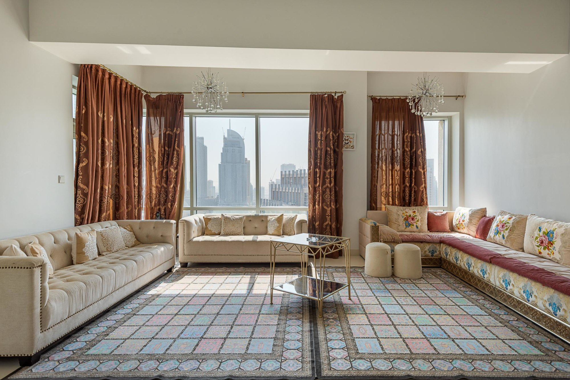 Luxury Finished | Burj And Fountain Views