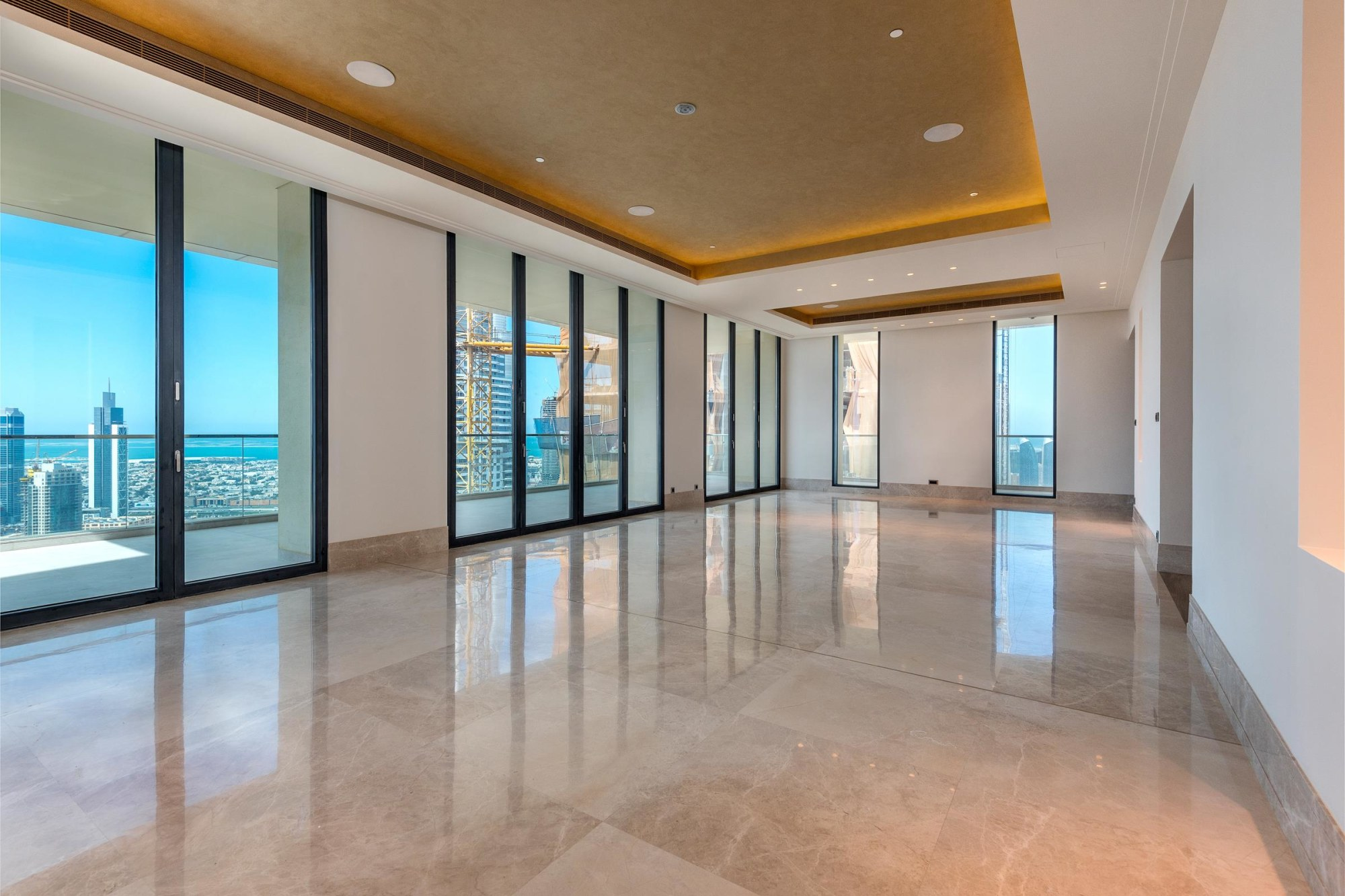 Ultra Luxurious Penthouse | The 118 Tower