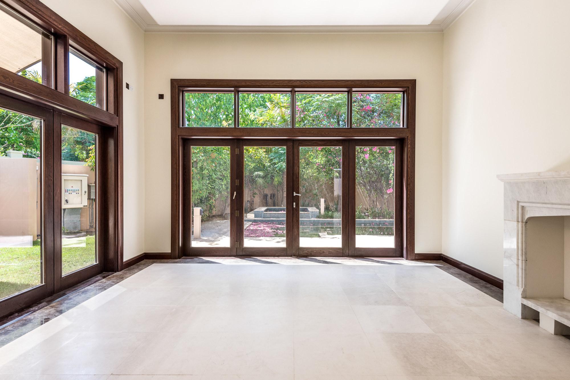 D Type Al Barari Villa Ready to move in
