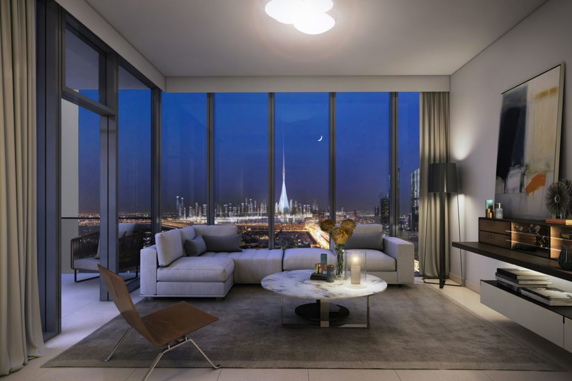 2 Bed | Burj & Fountain view | Pay 25% To Move In