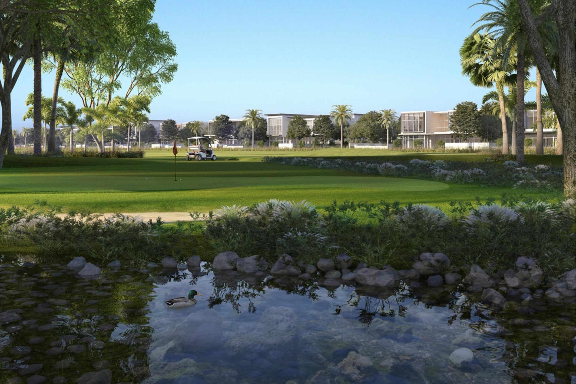 6 Bed | Golf Course View | 75% PHO 3 Years