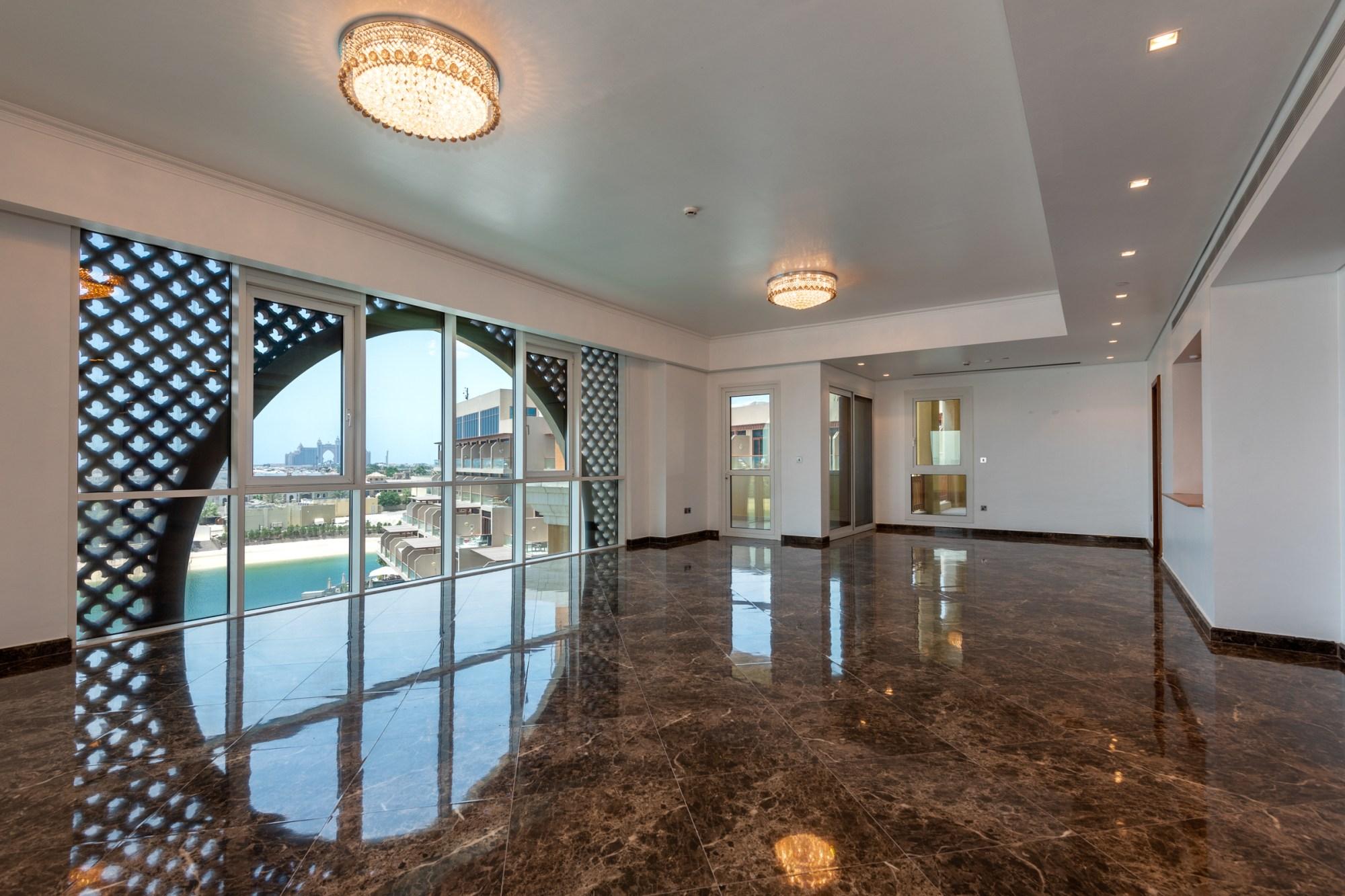 Elegant 3-Bedrooms in Marina Residences