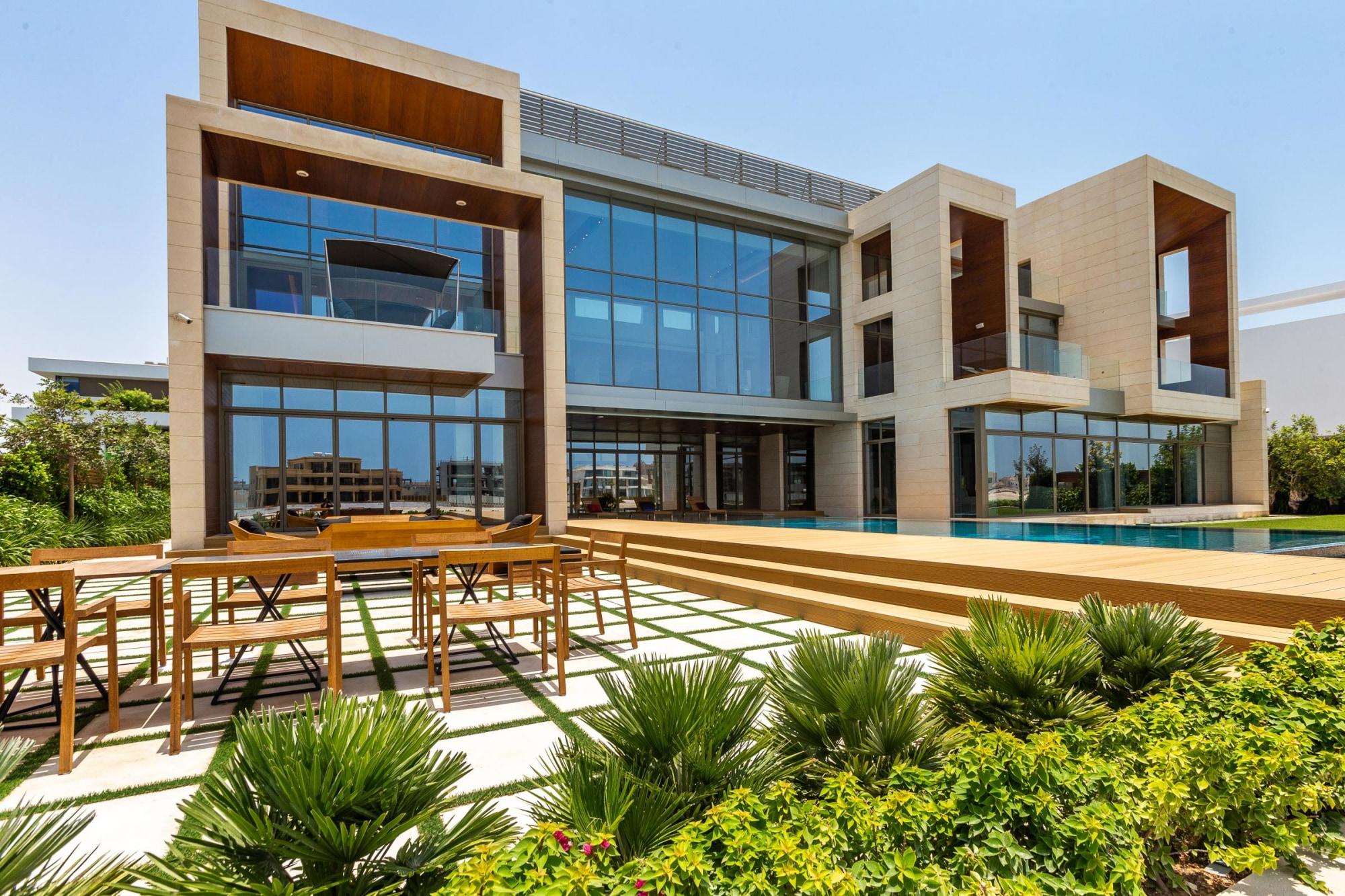 Custom Made Modern Style Signature Villa
